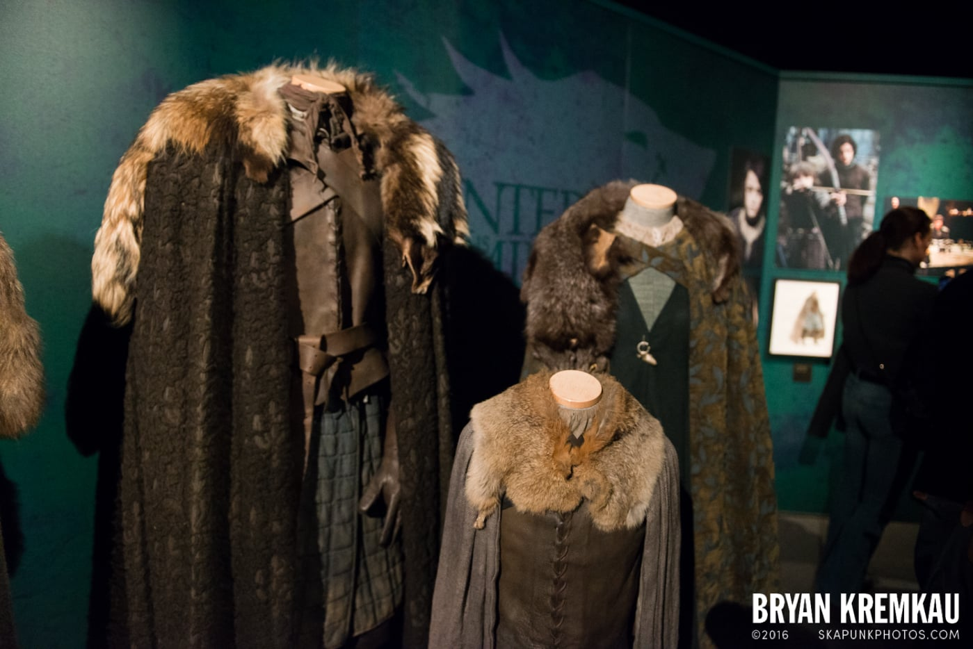 Game Of Thrones Exhibition @ New York, NY - 3.29.13 (38)