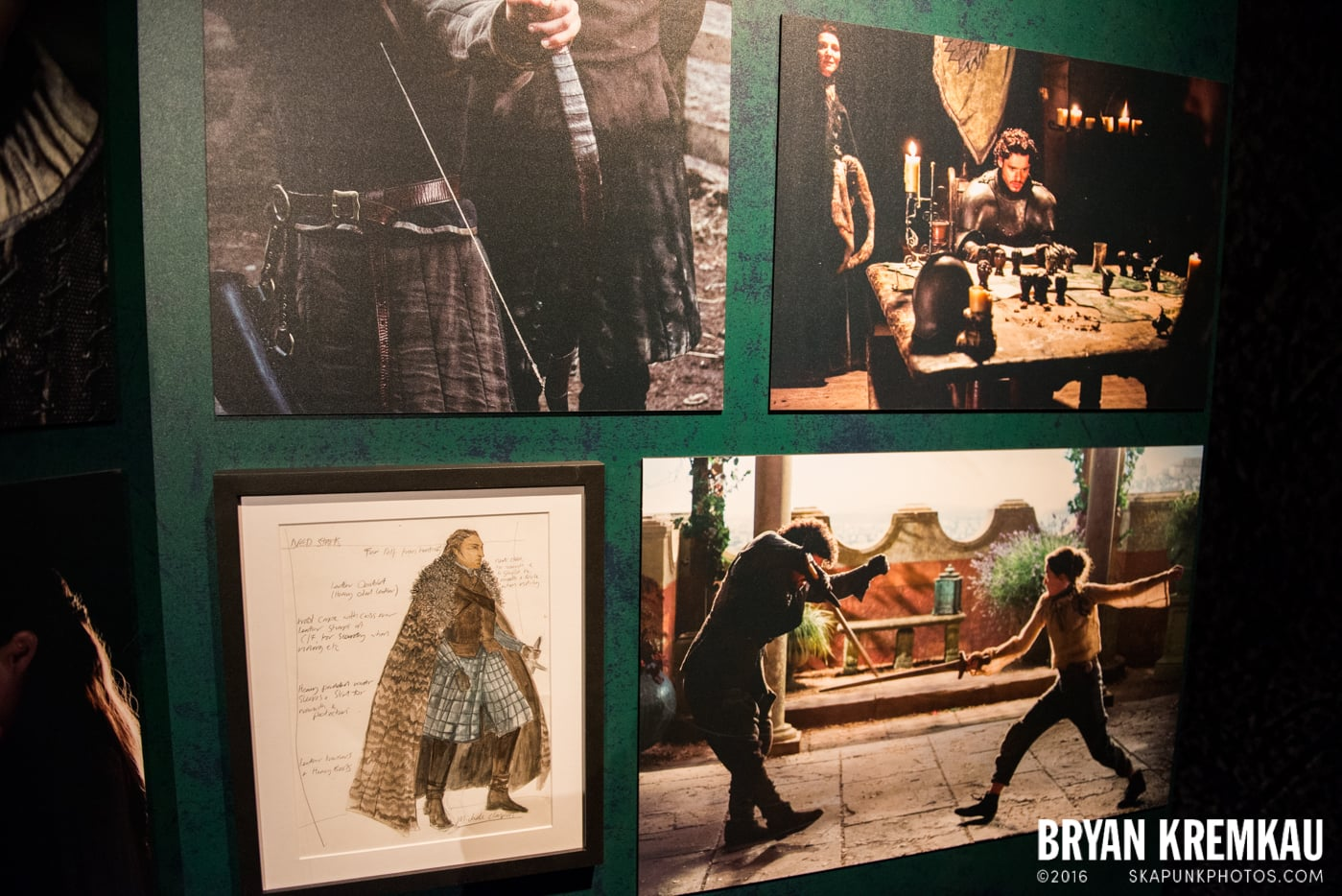 Game Of Thrones Exhibition @ New York, NY - 3.29.13 (37)