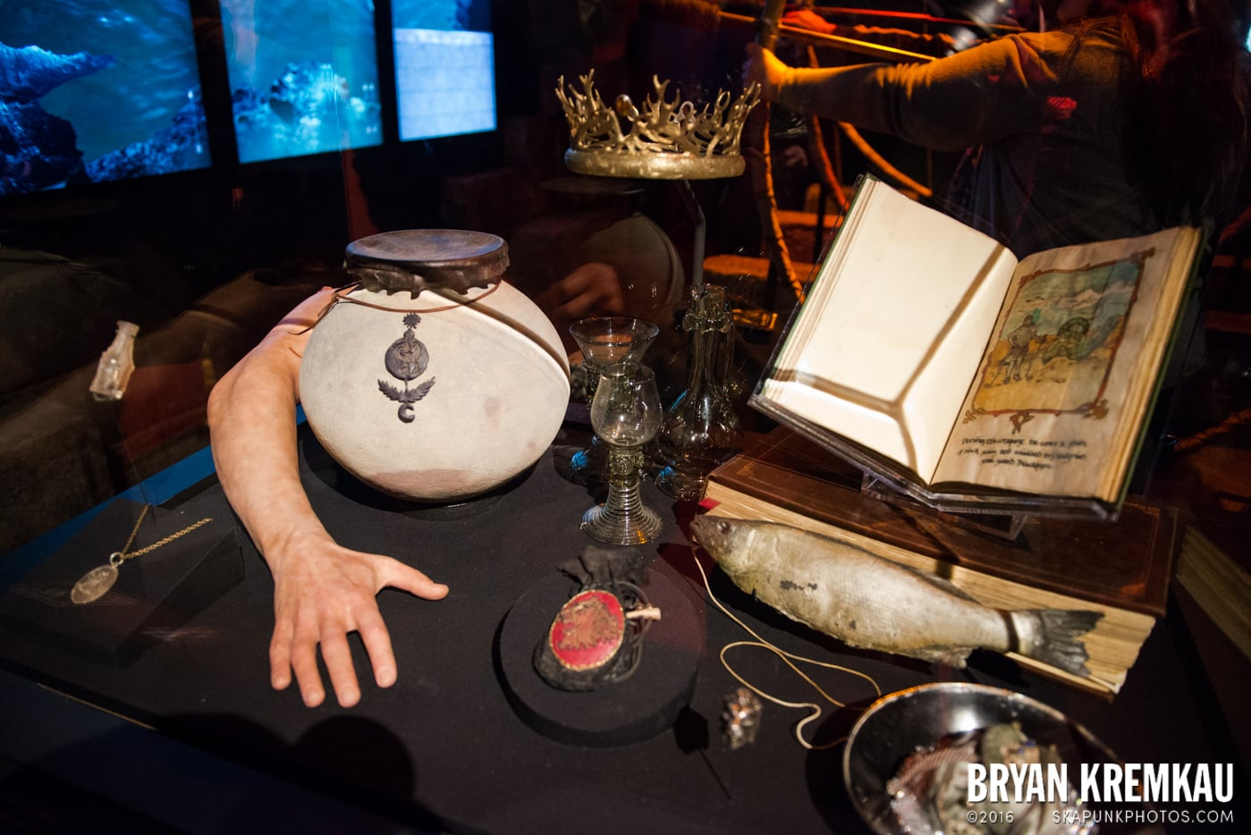 Game Of Thrones Exhibition @ New York, NY - 3.29.13 (33)