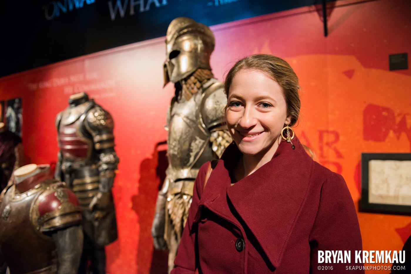 Game Of Thrones Exhibition @ New York, NY - 3.29.13 (29)