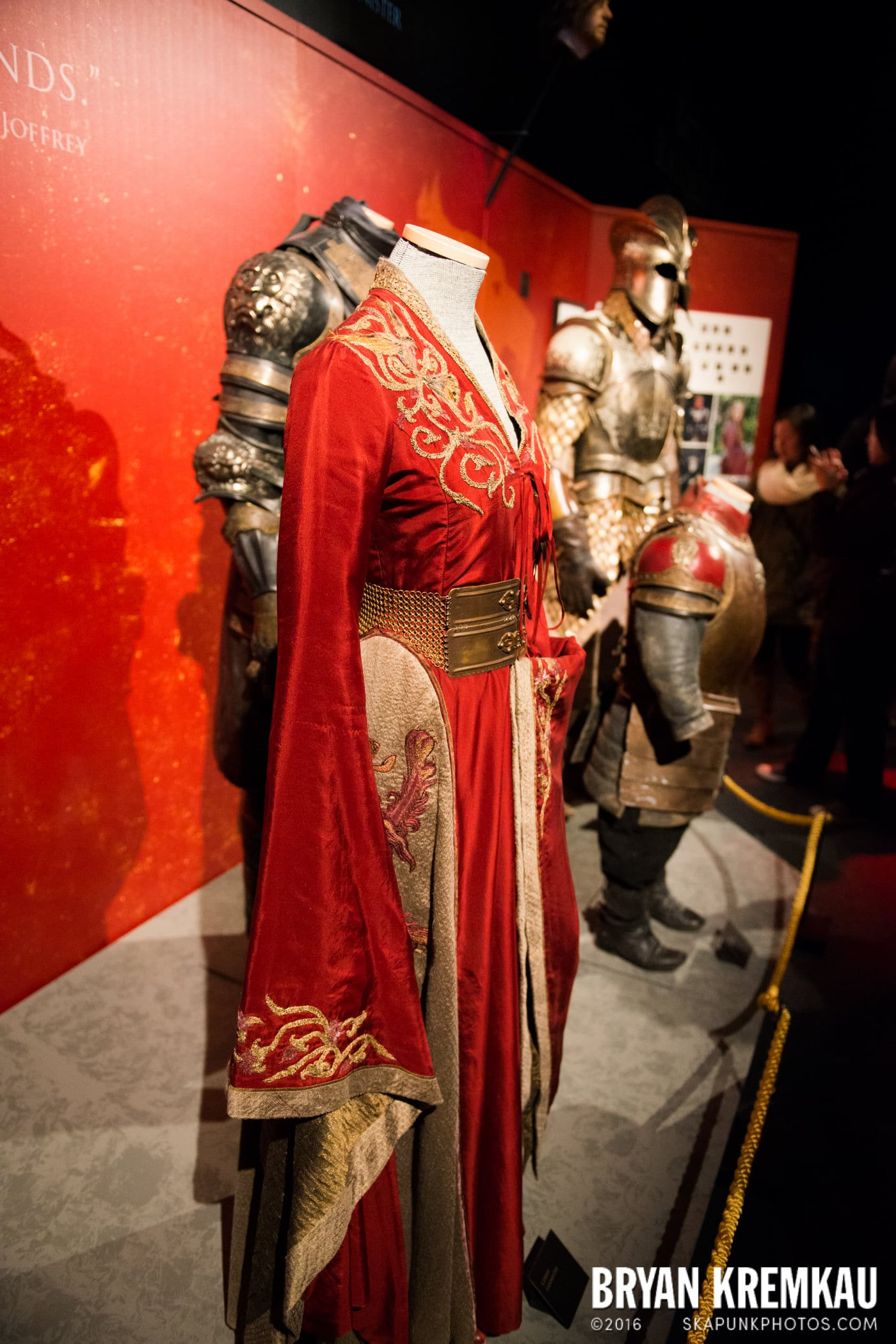 Game Of Thrones Exhibition @ New York, NY - 3.29.13 (27)