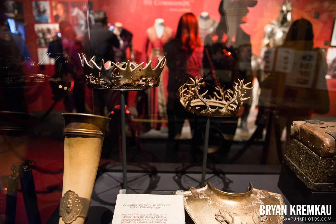 Game Of Thrones Exhibition @ New York, NY - 3.29.13 (25)