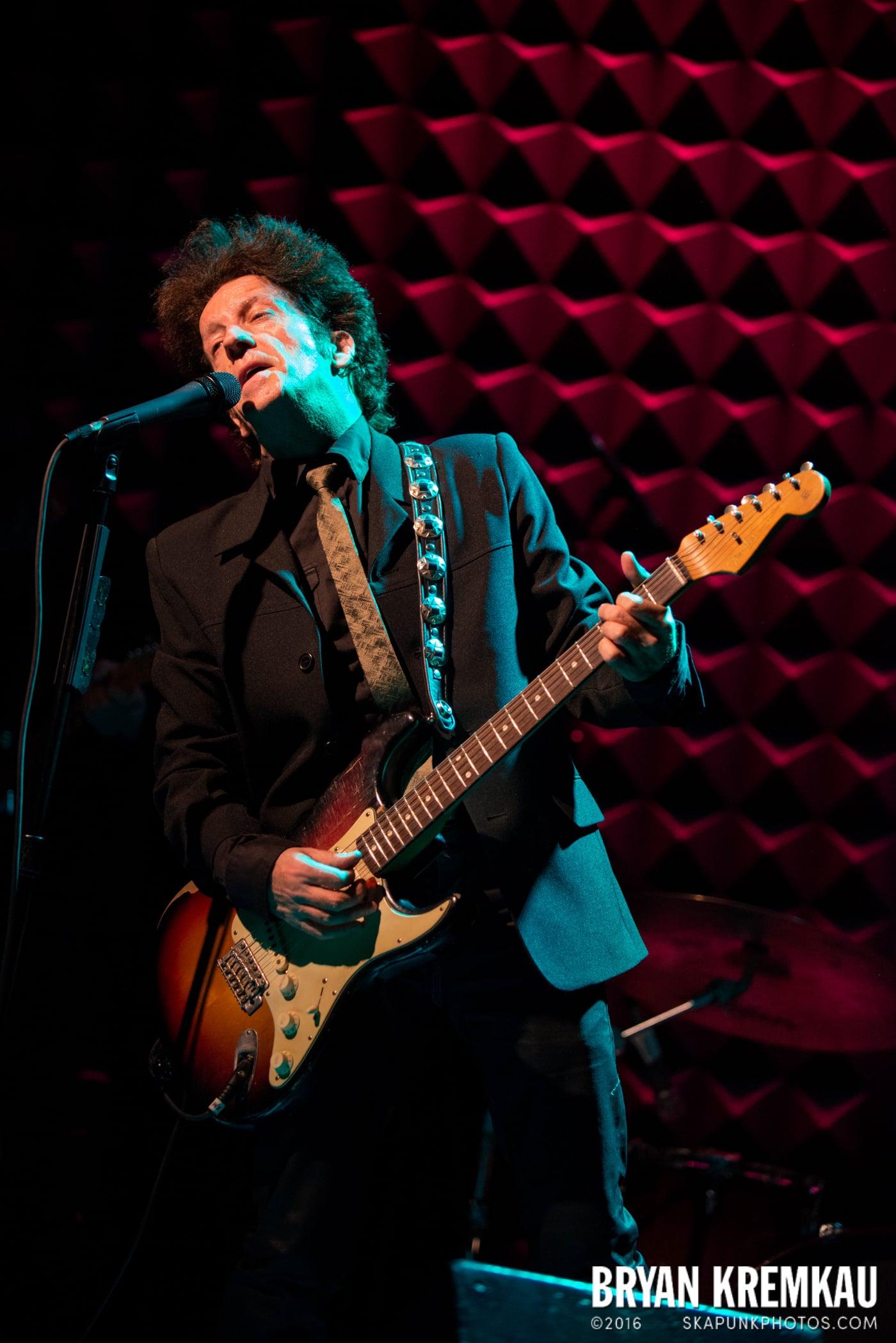 Willie Nile @ Joe's Pub, NYC - 4.3.13 (45)