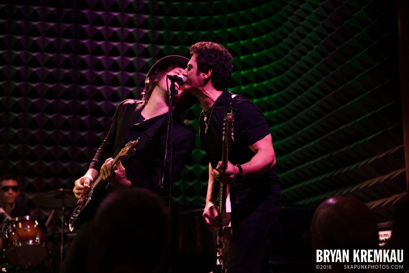 Willie Nile @ Joe's Pub, NYC - 4.3.13 (23)