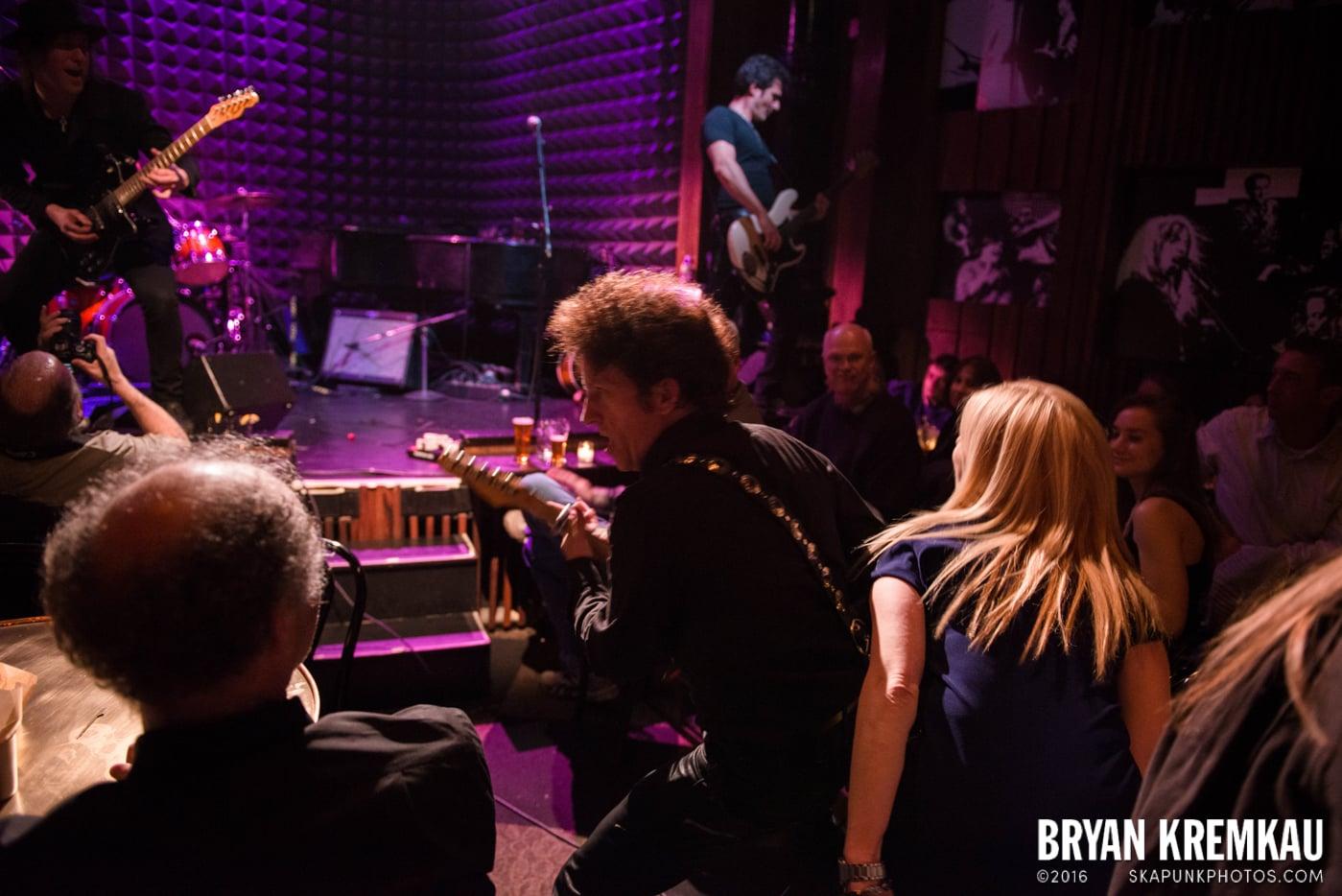 Willie Nile @ Joe's Pub, NYC - 4.3.13 (21)