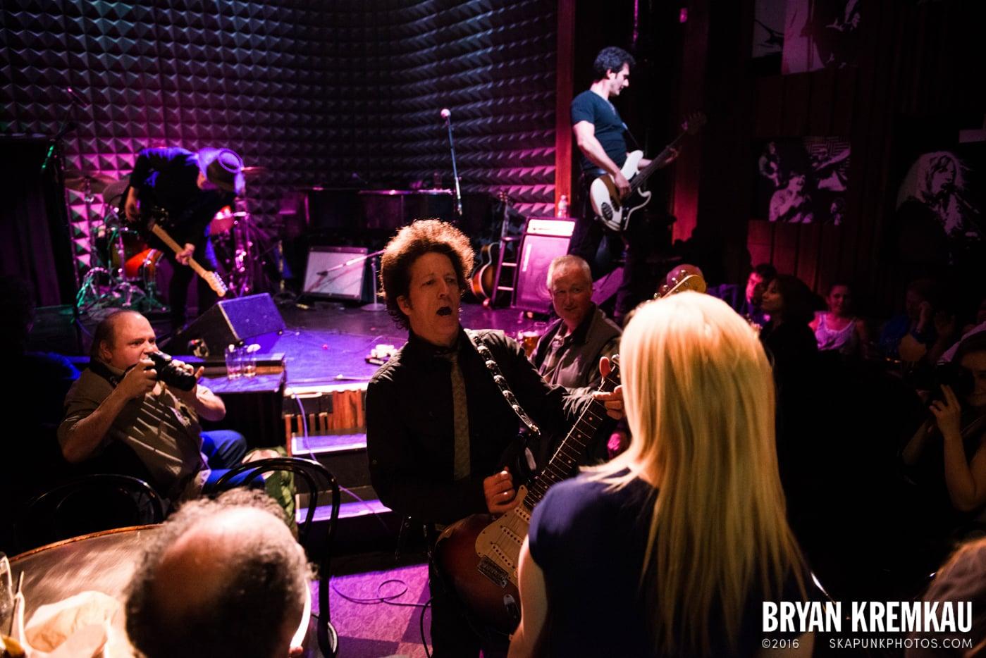 Willie Nile @ Joe's Pub, NYC - 4.3.13 (20)