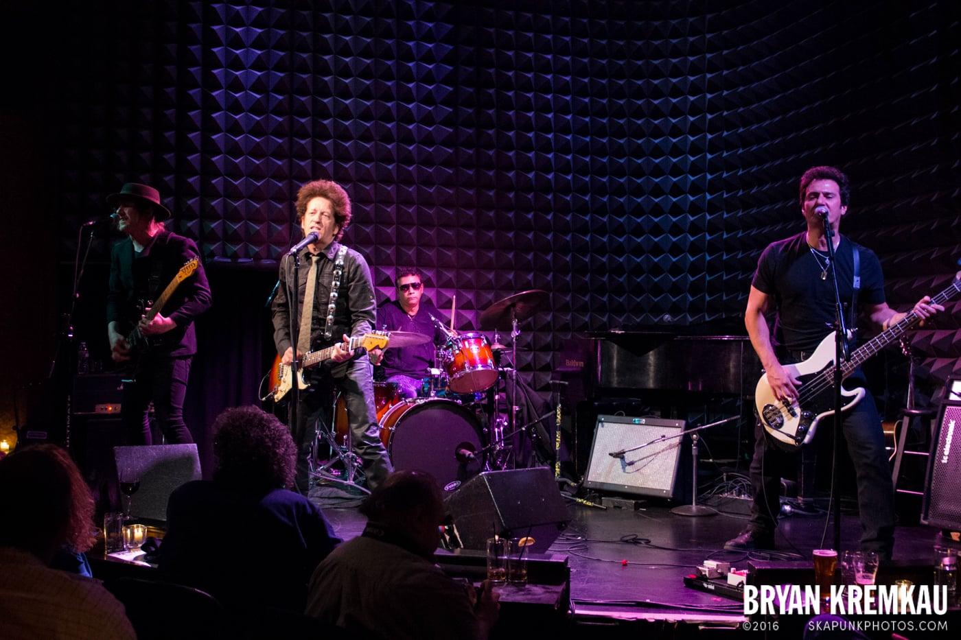 Willie Nile @ Joe's Pub, NYC - 4.3.13 (15)