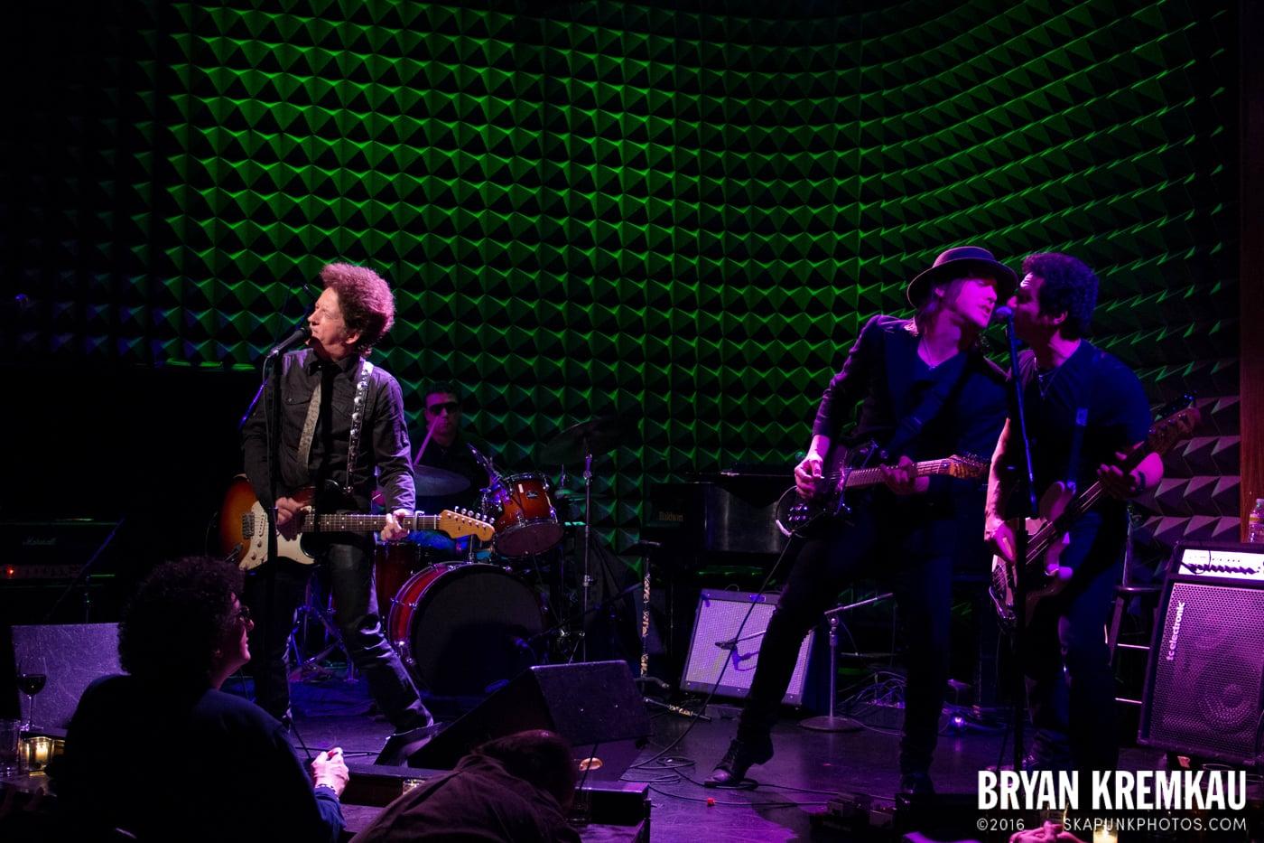 Willie Nile @ Joe's Pub, NYC - 4.3.13 (13)