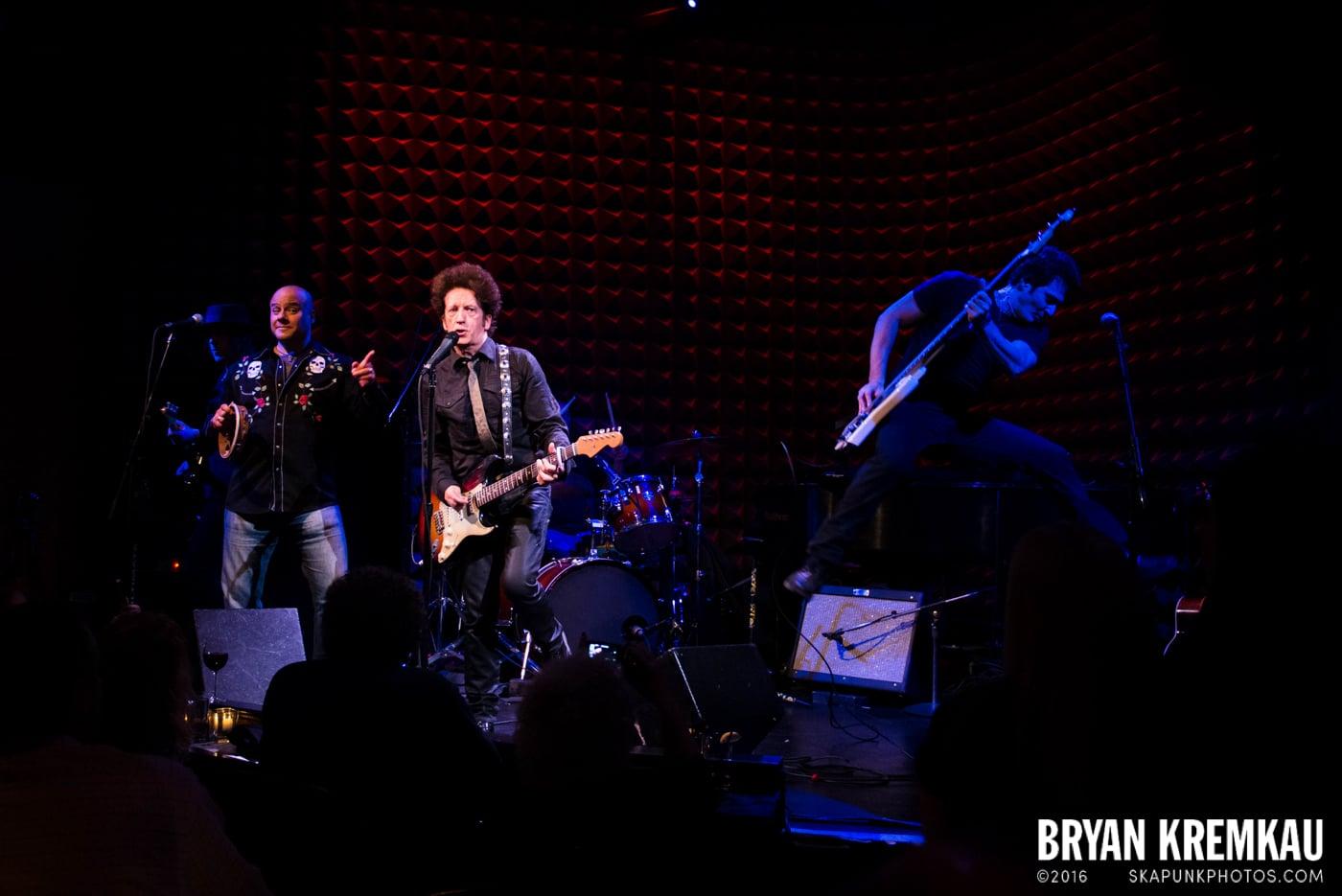 Willie Nile @ Joe's Pub, NYC - 4.3.13 (9)