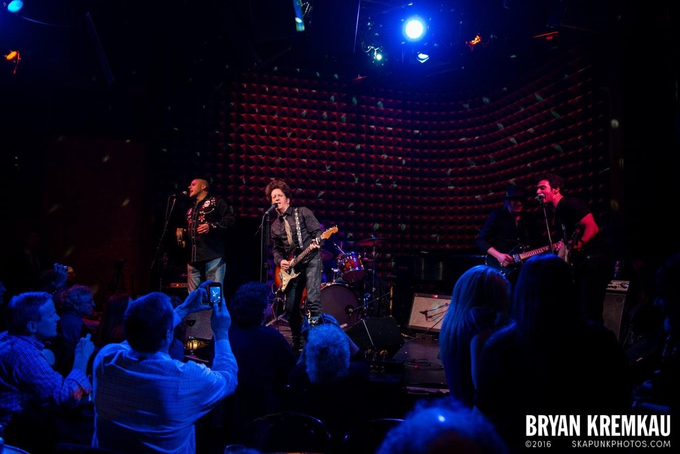 Willie Nile @ Joe's Pub, NYC - 4.3.13 (6)