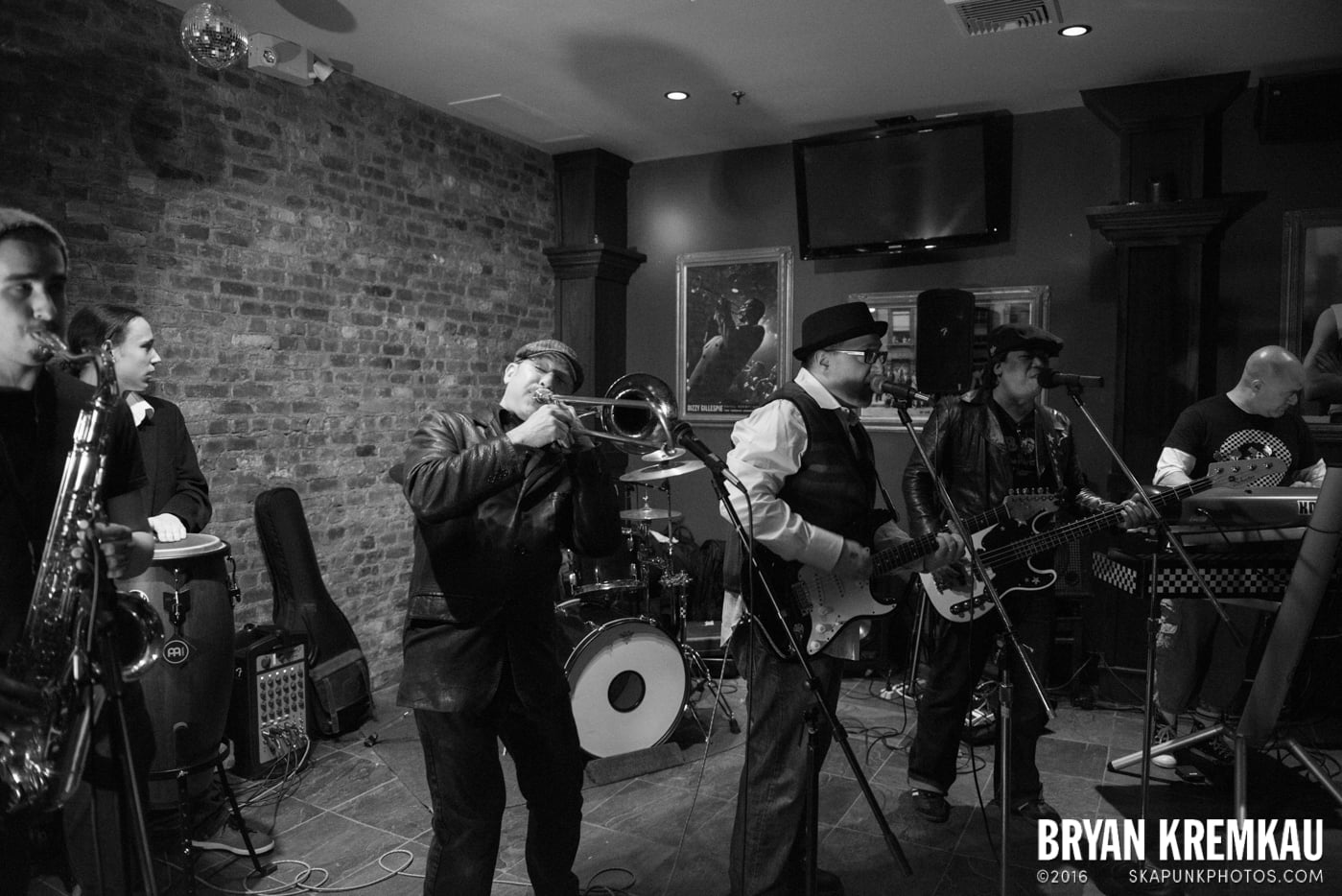 Beat Brigade @ Electric Avenue, Characters, NYC – 4.13.13 (20)