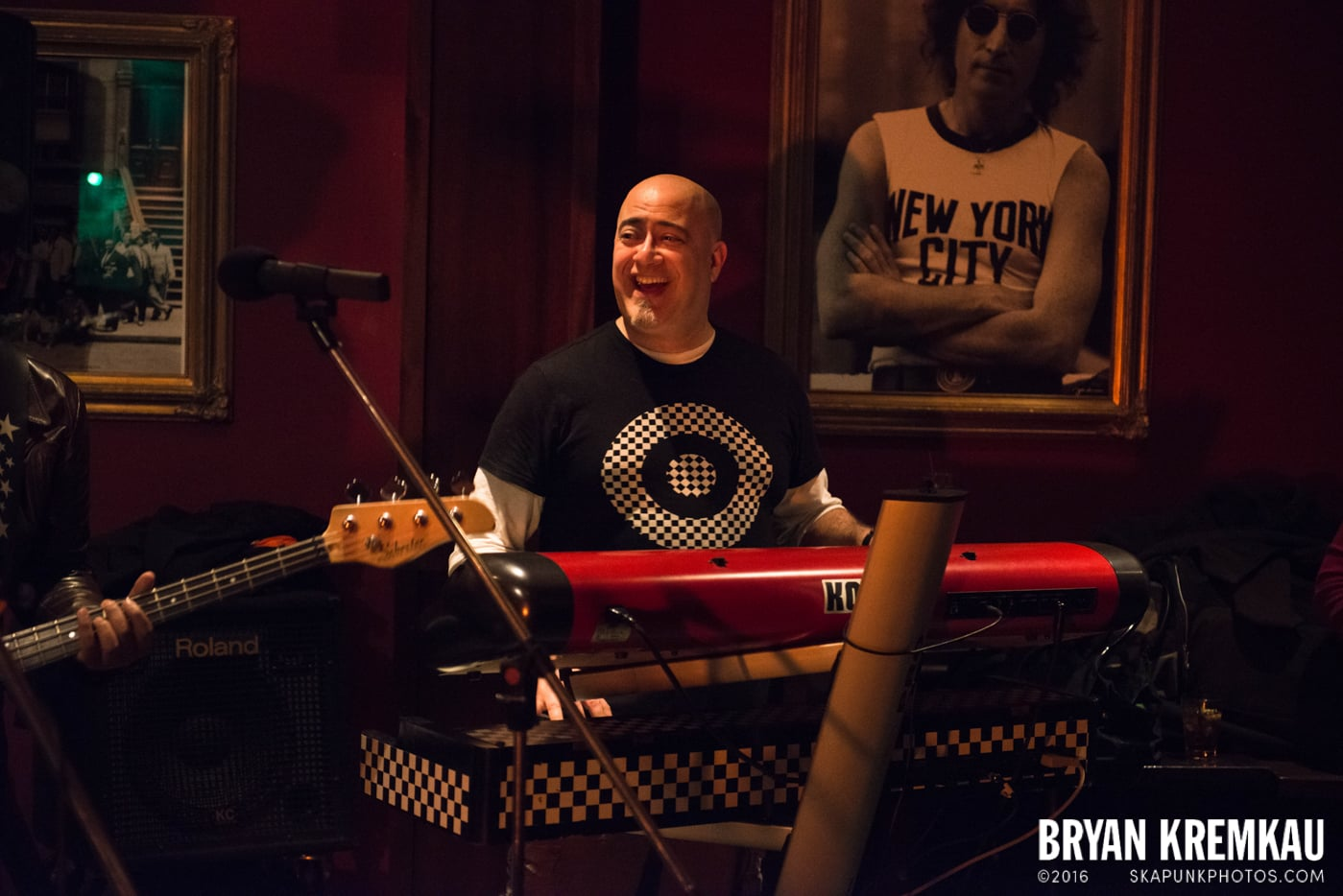 Beat Brigade @ Electric Avenue, Characters, NYC – 4.13.13 (18)