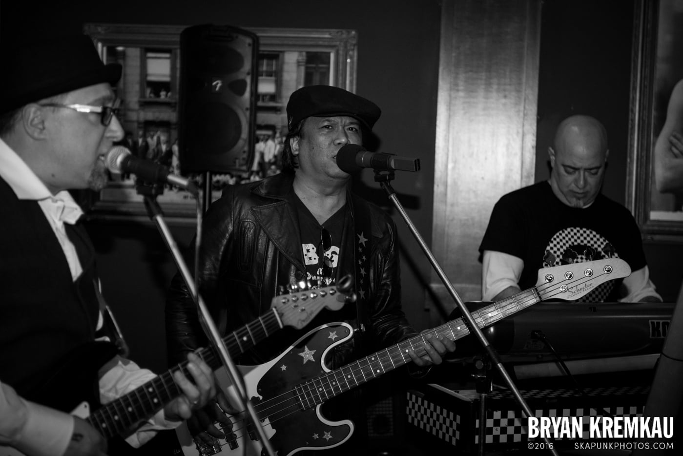 Beat Brigade @ Electric Avenue, Characters, NYC – 4.13.13 (16)