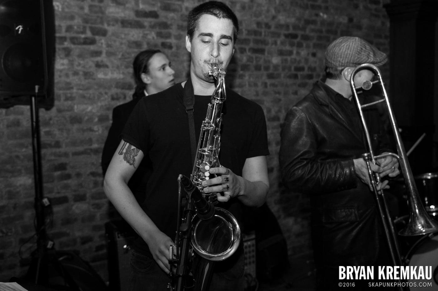 Beat Brigade @ Electric Avenue, Characters, NYC – 4.13.13 (14)