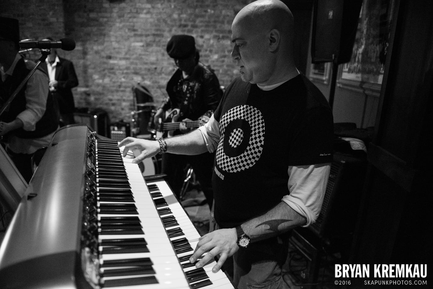 Beat Brigade @ Electric Avenue, Characters, NYC – 4.13.13 (11)