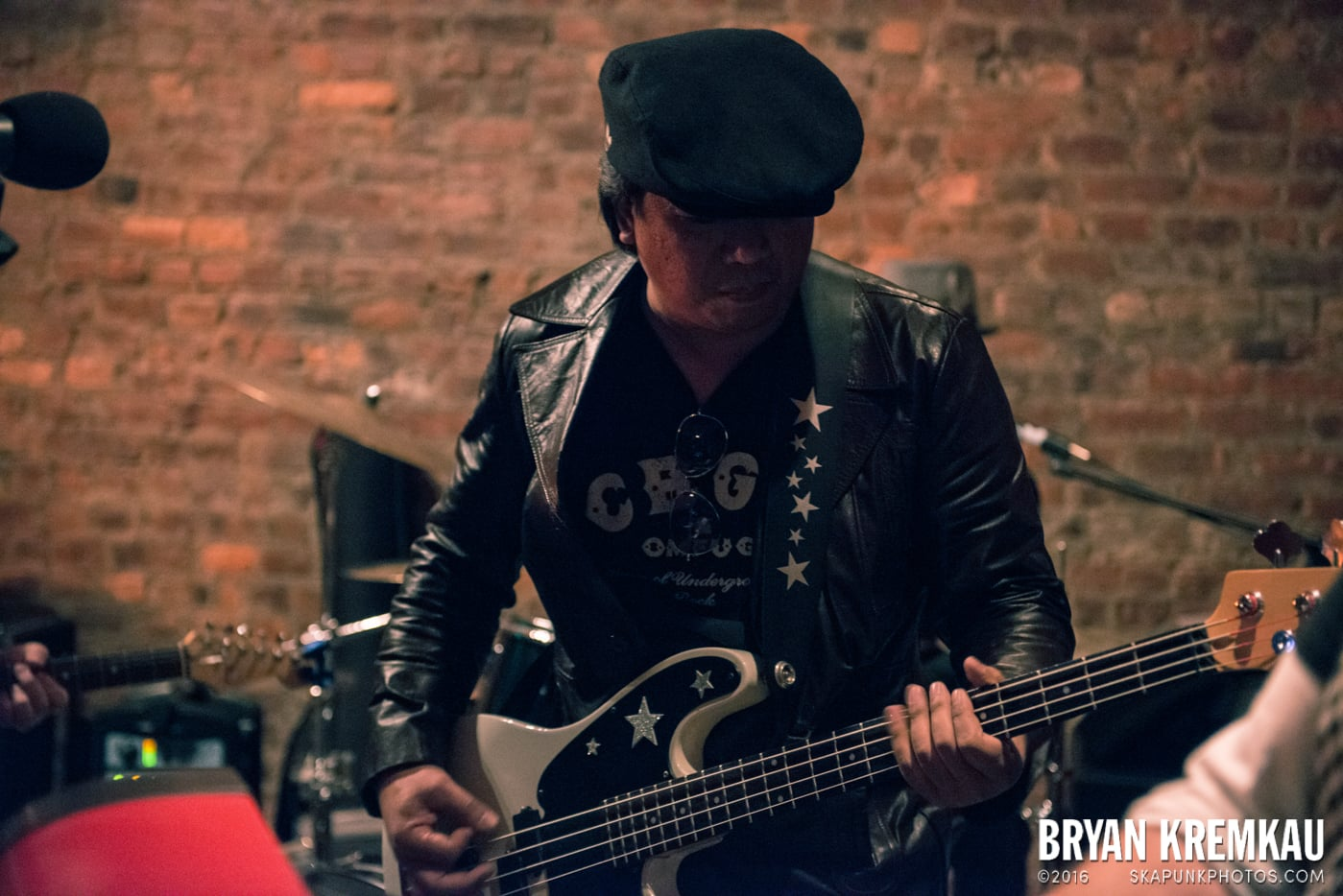 Beat Brigade @ Electric Avenue, Characters, NYC – 4.13.13 (5)