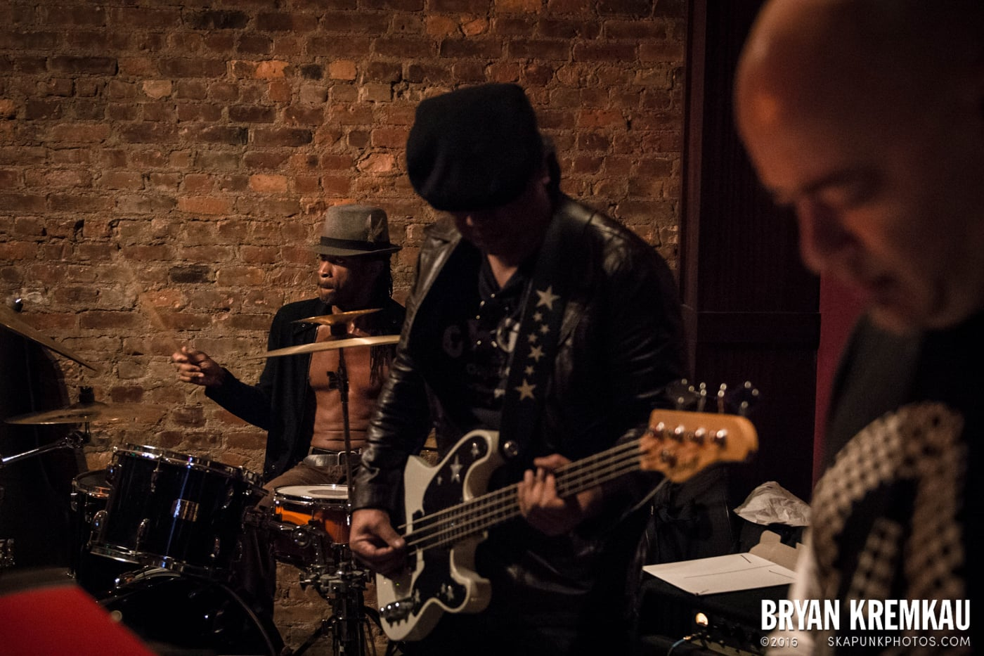 Beat Brigade @ Electric Avenue, Characters, NYC – 4.13.13 (4)