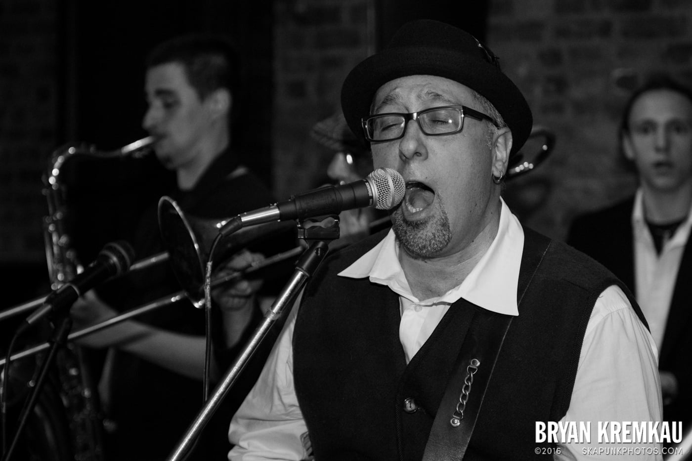 Beat Brigade @ Electric Avenue, Characters, NYC – 4.13.13 (3)