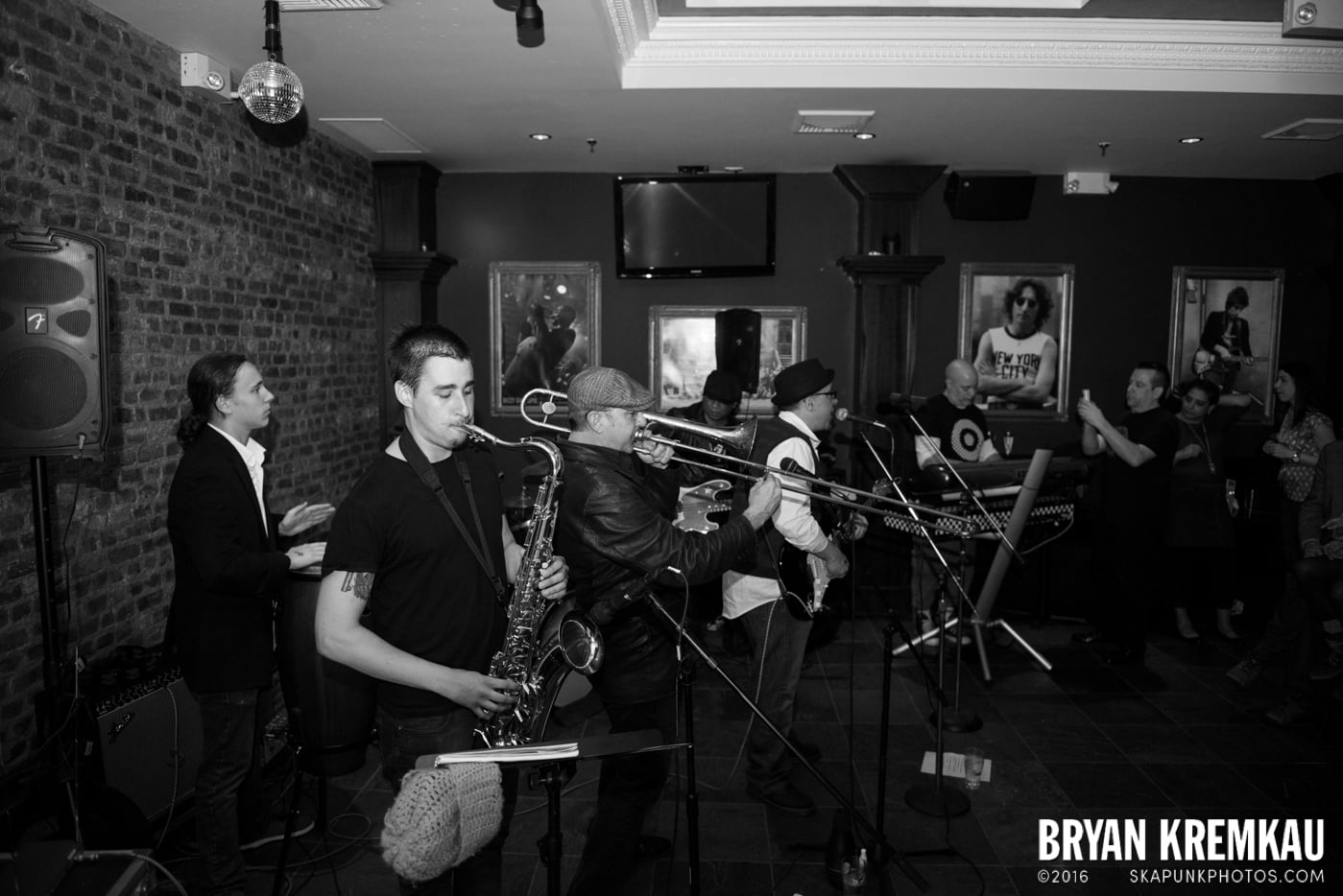 Beat Brigade @ Electric Avenue, Characters, NYC – 4.13.13 (2)