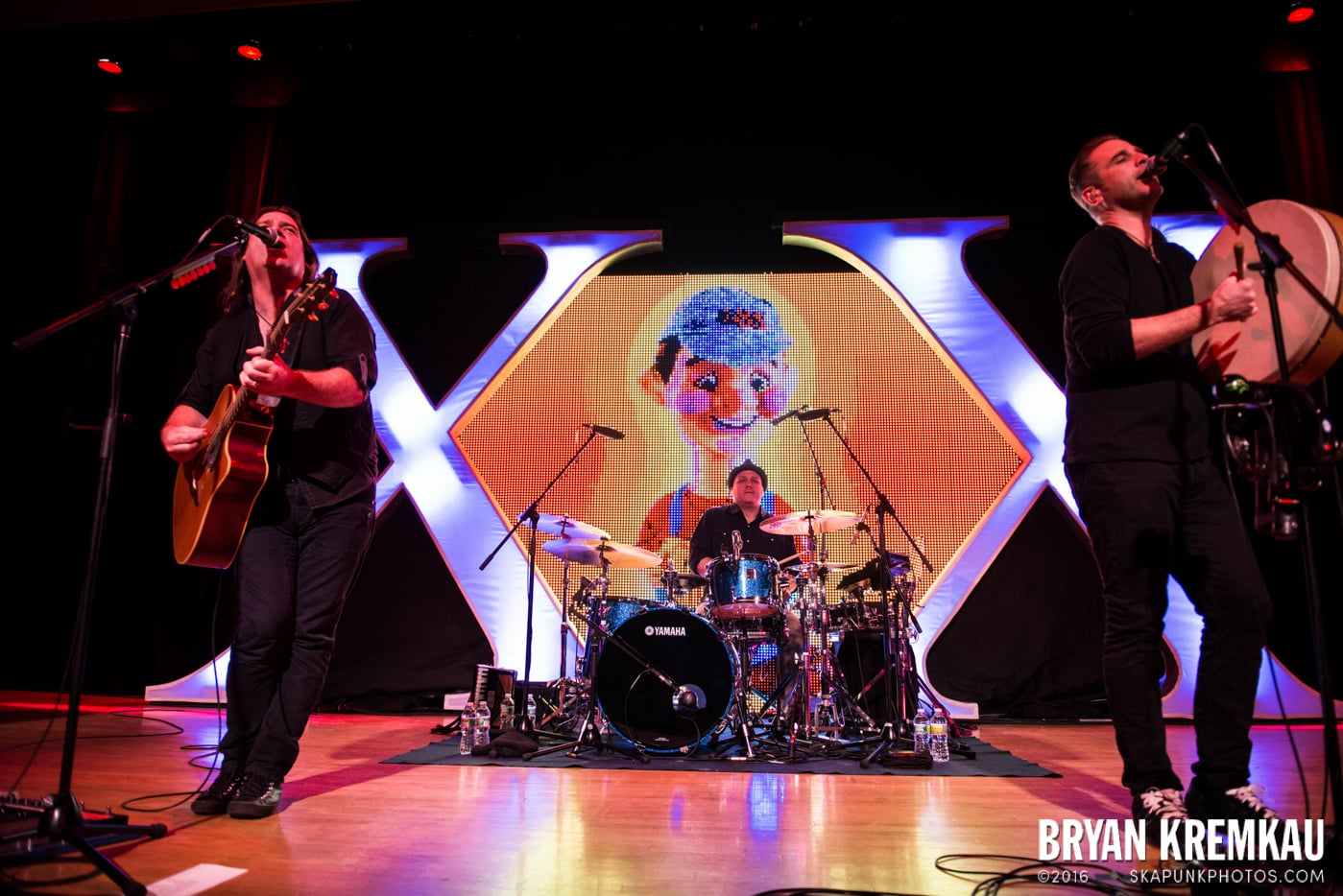 Great Big Sea @ The Town Hall, NYC - 4.19.13 (52)