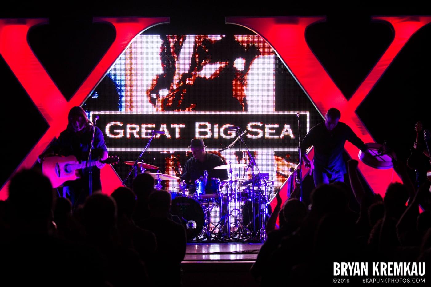 Great Big Sea @ The Town Hall, NYC - 4.19.13 (11)