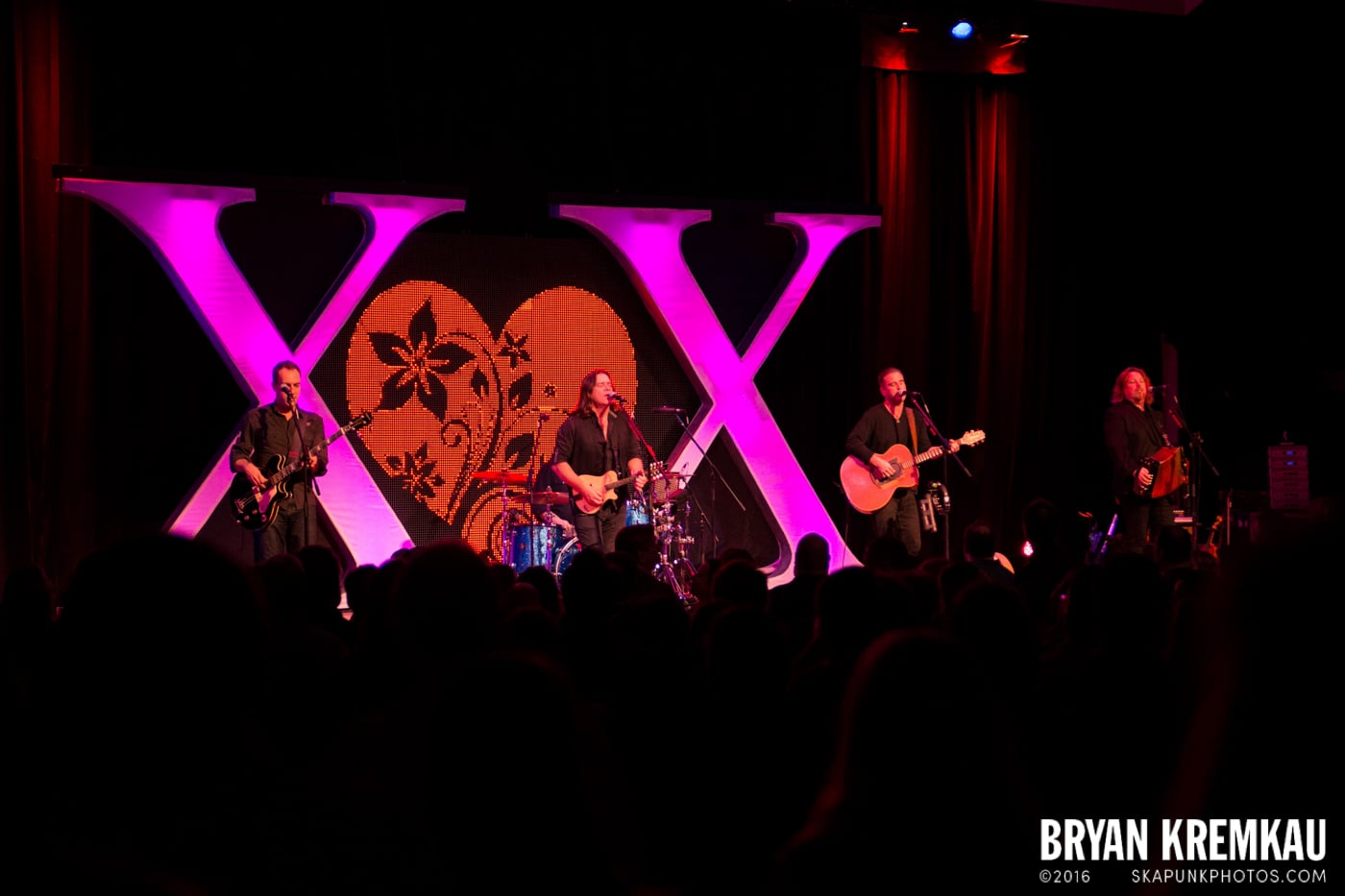 Great Big Sea @ The Town Hall, NYC - 4.19.13 (7)