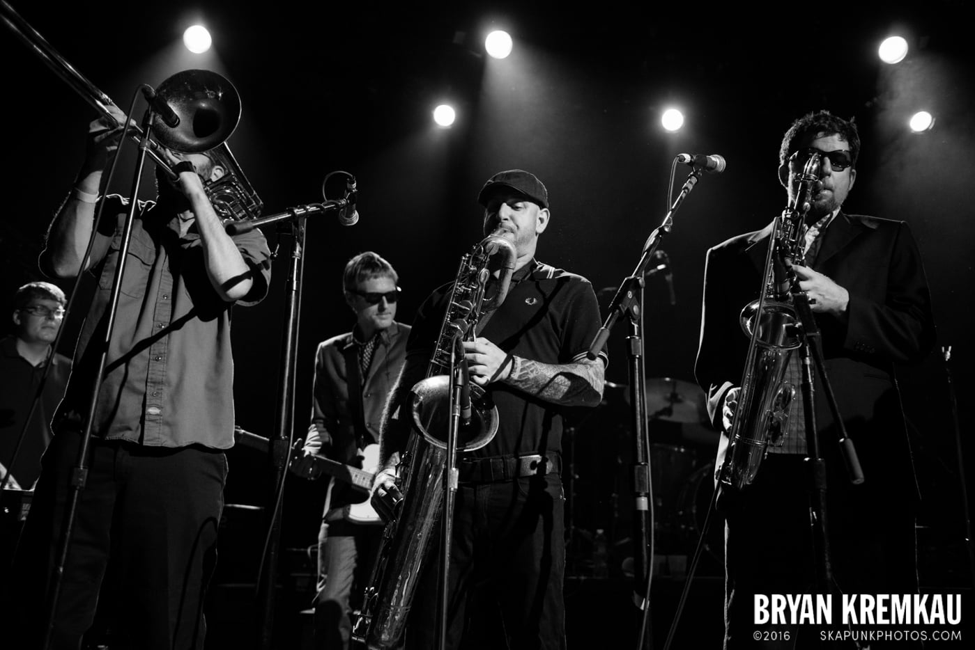 The Pietasters @ Apple Stomp: Day 2, Irving Plaza, NYC - 6.1.13 (15)