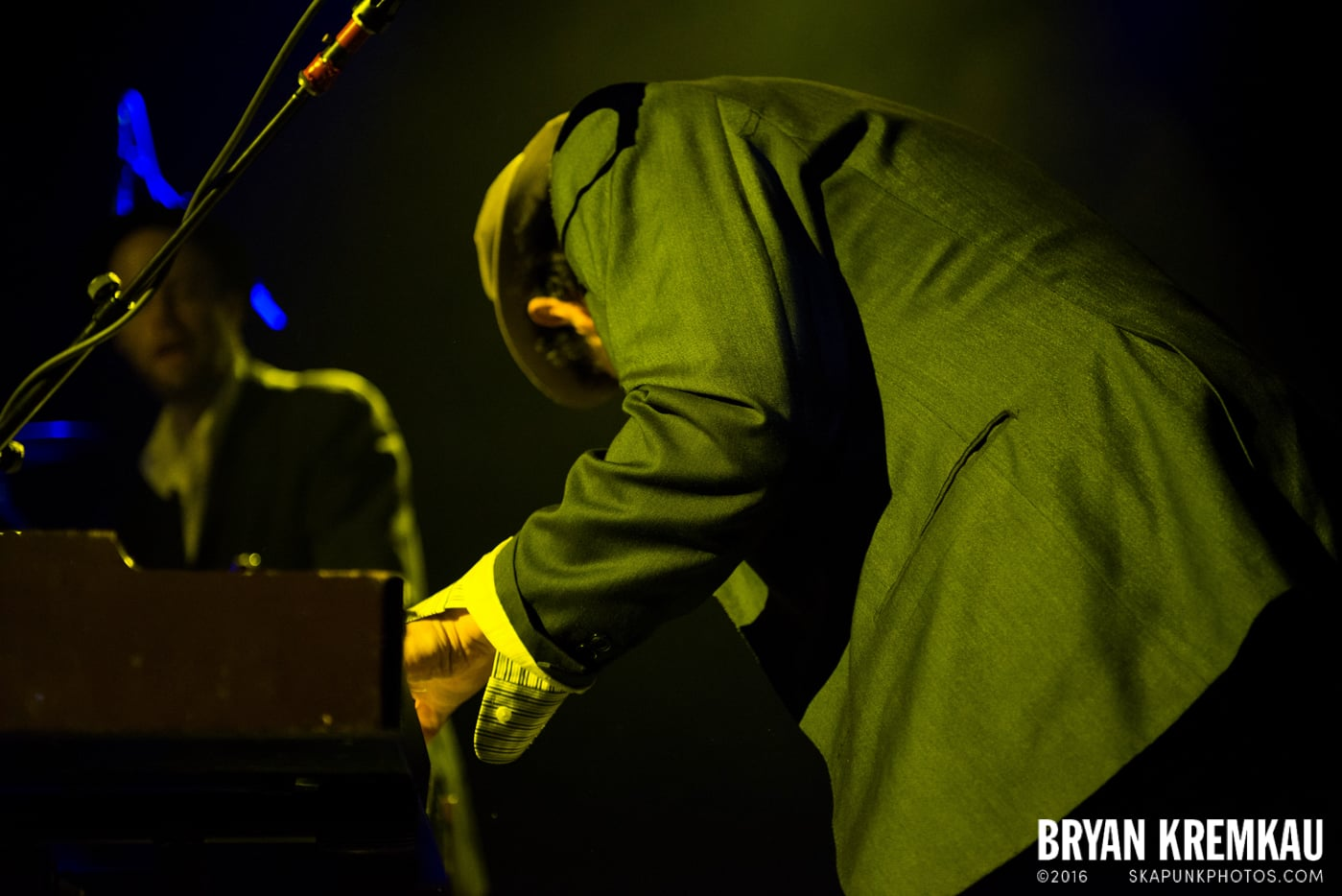 The Slackers @ Apple Stomp: Day 2, Irving Plaza, NYC - June 1st 2013 - Bryan Kremkau (31)