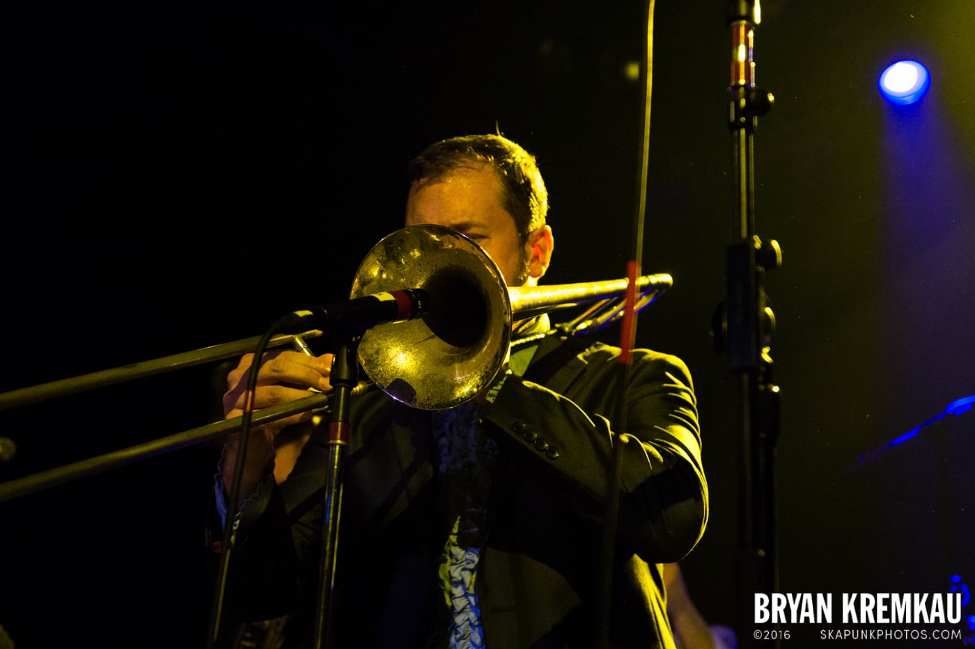 The Slackers @ Apple Stomp: Day 2, Irving Plaza, NYC - June 1st 2013 - Bryan Kremkau (30)