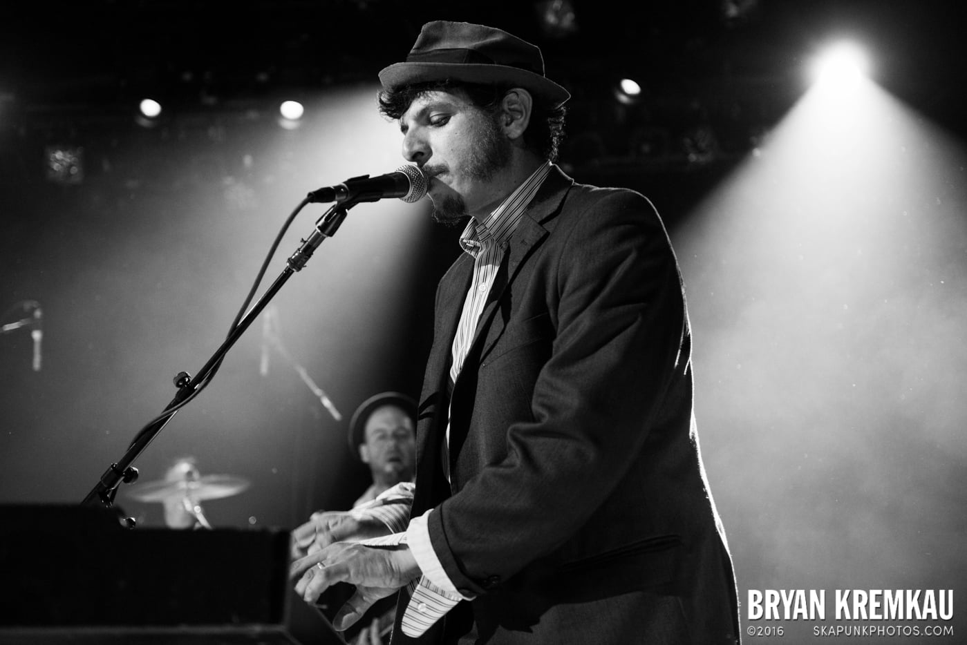 The Slackers @ Apple Stomp: Day 2, Irving Plaza, NYC - June 1st 2013 - Bryan Kremkau (27)