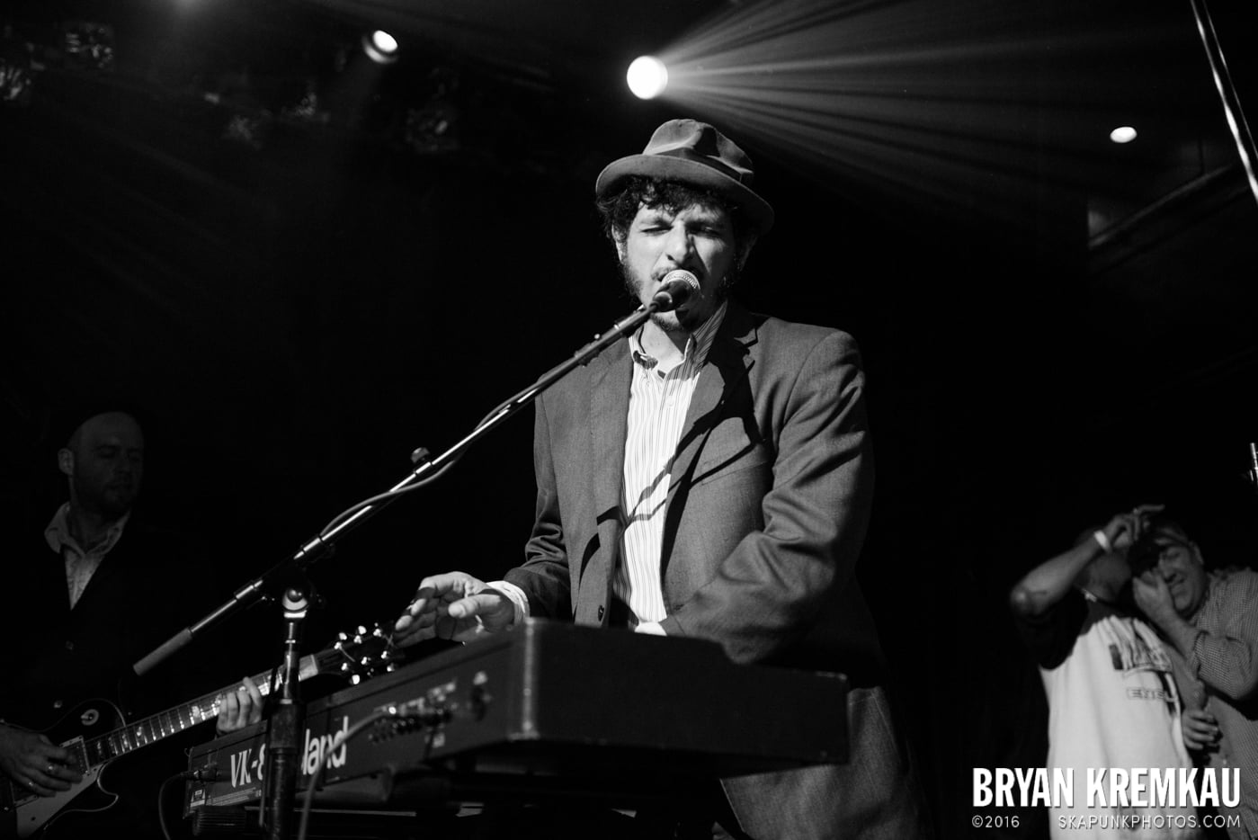 The Slackers @ Apple Stomp: Day 2, Irving Plaza, NYC - June 1st 2013 - Bryan Kremkau (23)