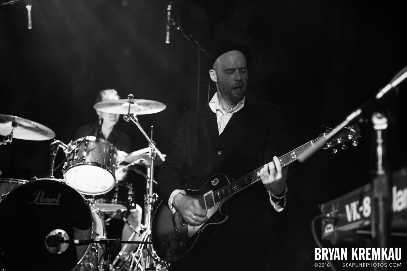 The Slackers @ Apple Stomp: Day 2, Irving Plaza, NYC - June 1st 2013 - Bryan Kremkau (22)