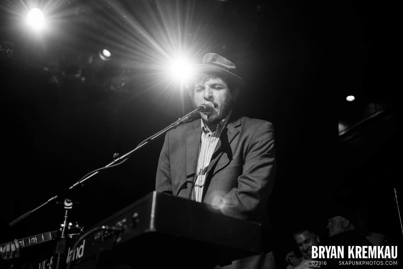 The Slackers @ Apple Stomp: Day 2, Irving Plaza, NYC - June 1st 2013 - Bryan Kremkau (21)