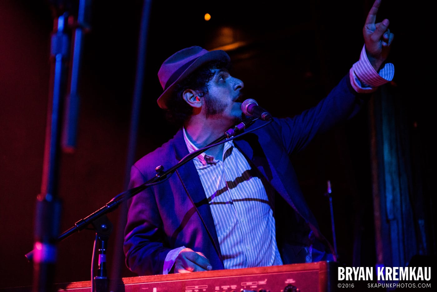 The Slackers @ Apple Stomp: Day 2, Irving Plaza, NYC - June 1st 2013 - Bryan Kremkau (10)