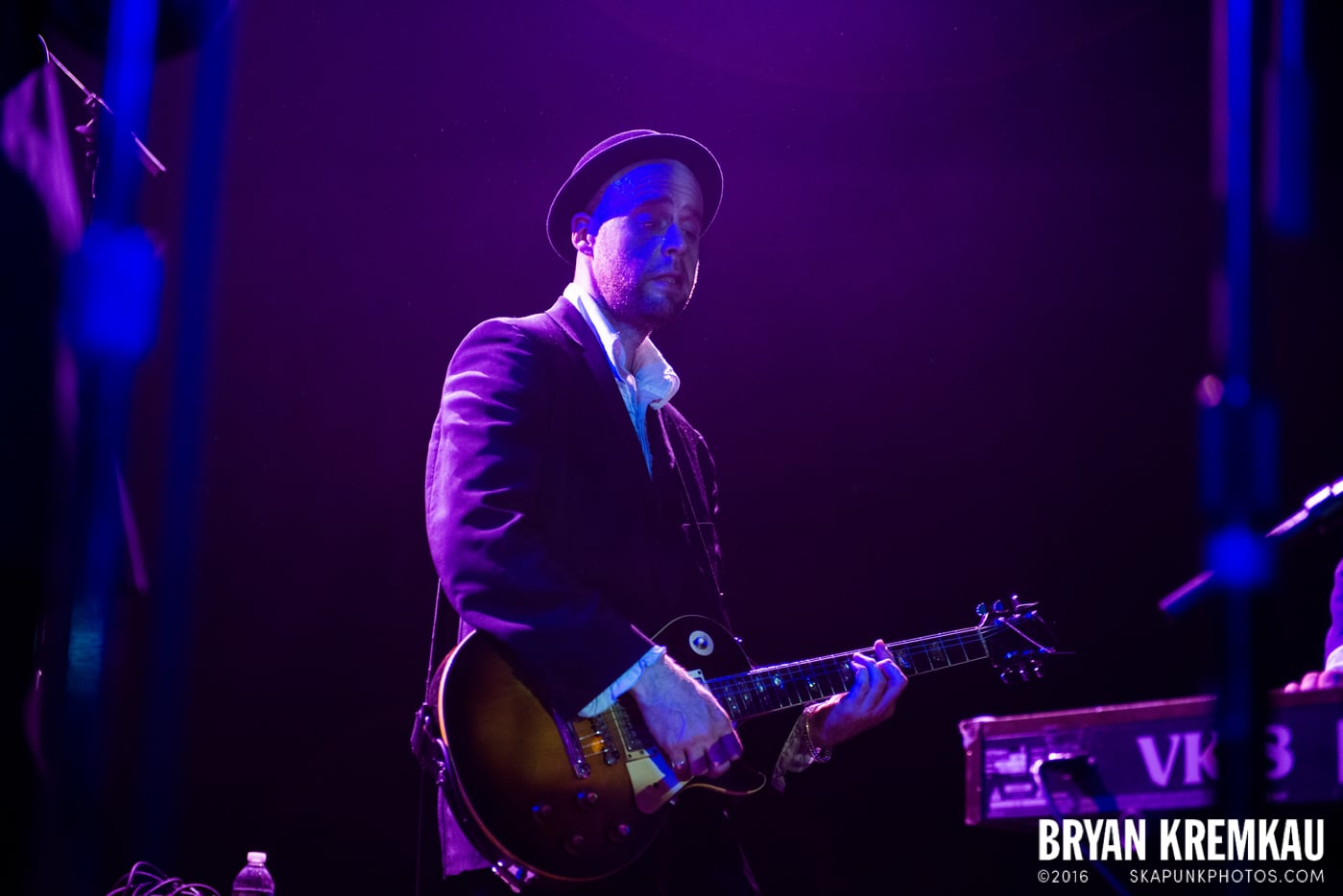 The Slackers @ Apple Stomp: Day 2, Irving Plaza, NYC - June 1st 2013 - Bryan Kremkau (7)