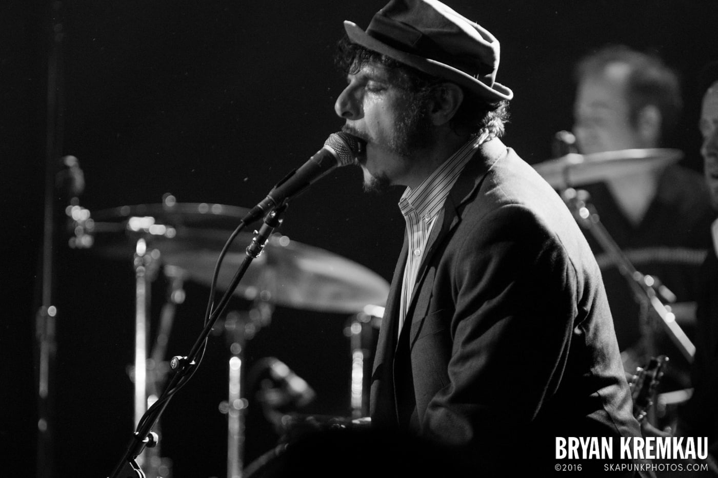 The Slackers @ Apple Stomp: Day 2, Irving Plaza, NYC - June 1st 2013 - Bryan Kremkau (2)