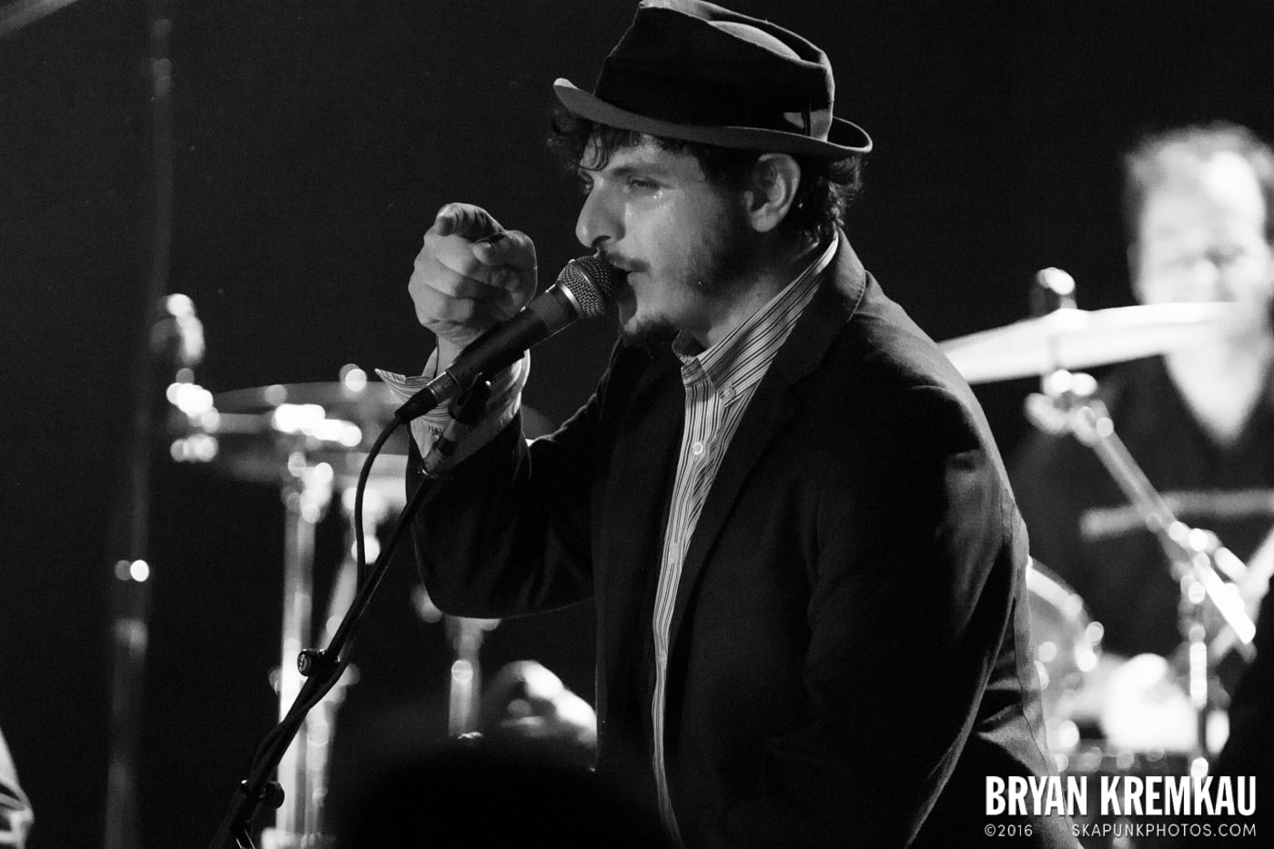 The Slackers @ Apple Stomp: Day 2, Irving Plaza, NYC - June 1st 2013 - Bryan Kremkau (1)