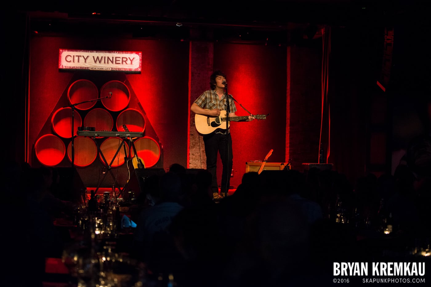 Trapper Schoepp @ City Winery, NYC - 6.26.13 (18)