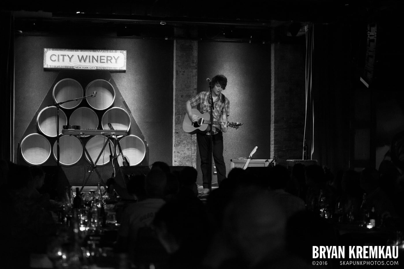 Trapper Schoepp @ City Winery, NYC - 6.26.13 (17)