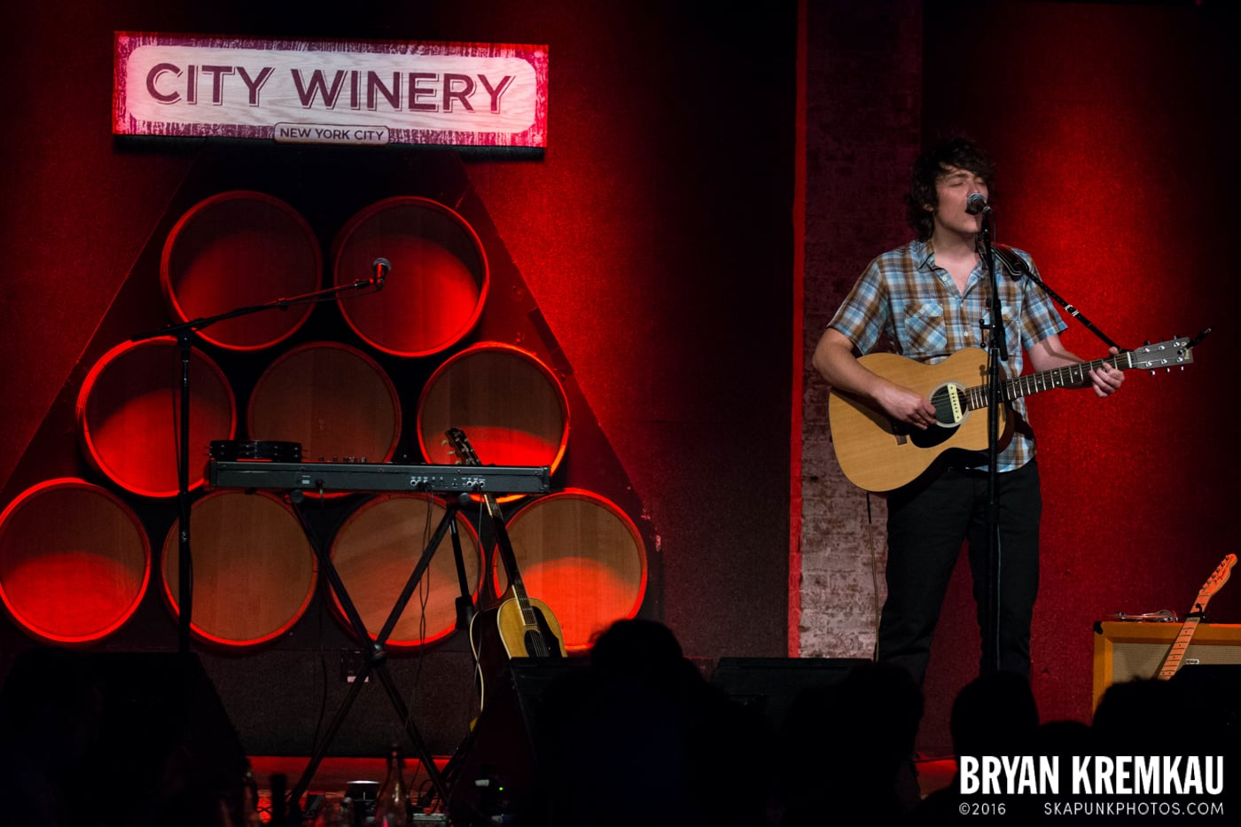 Trapper Schoepp @ City Winery, NYC - 6.26.13 (13)