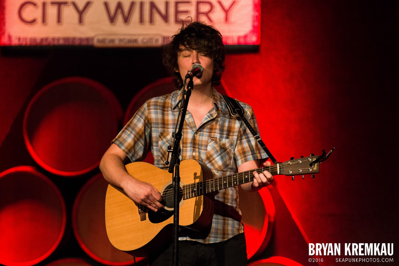 Trapper Schoepp @ City Winery, NYC - 6.26.13 (12)