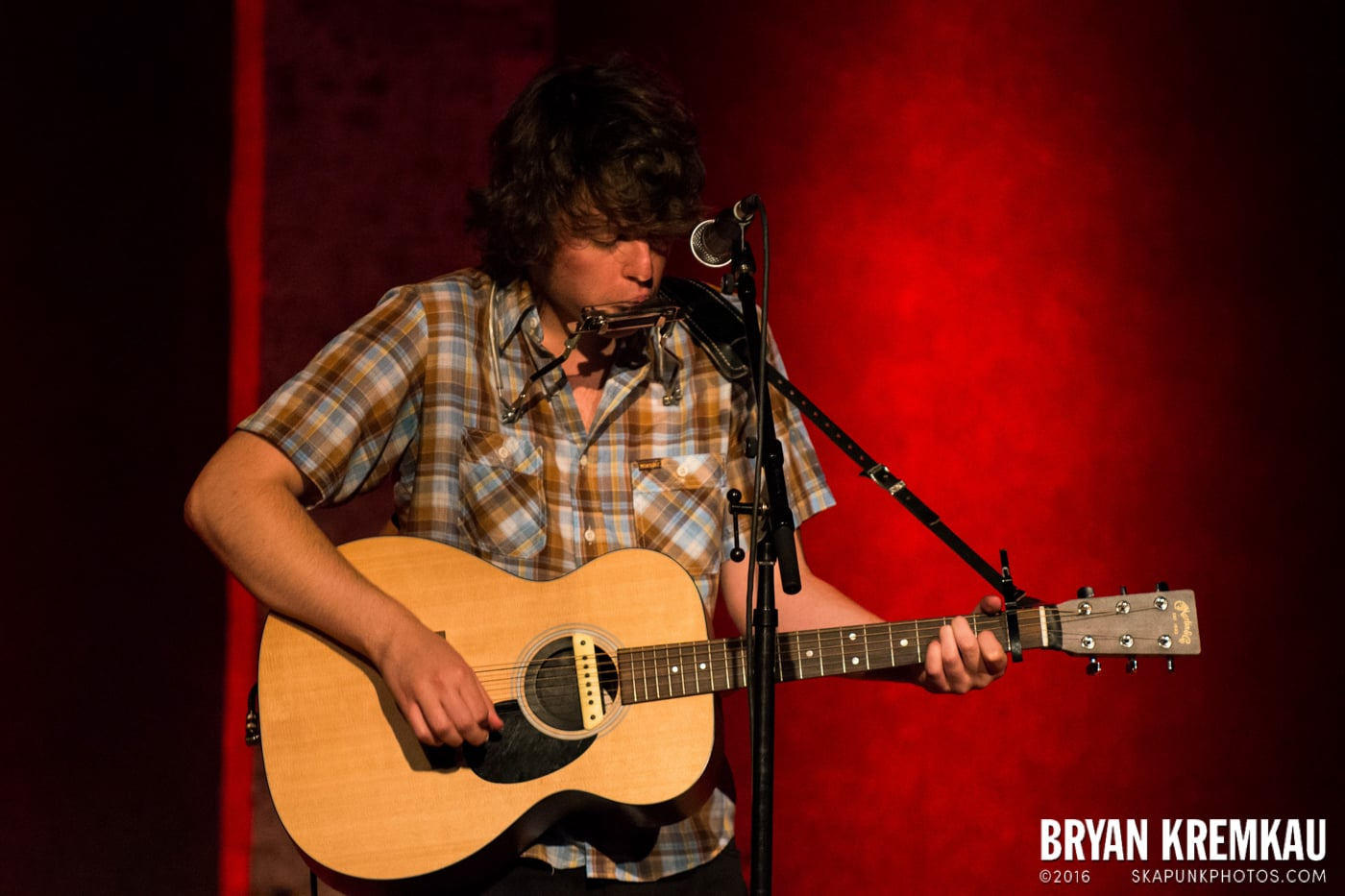Trapper Schoepp @ City Winery, NYC - 6.26.13 (6)