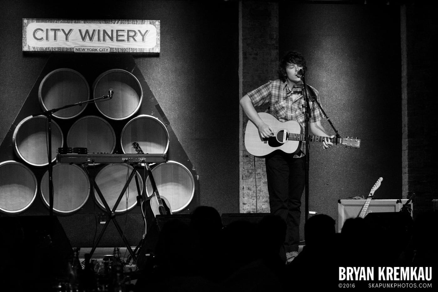 Trapper Schoepp @ City Winery, NYC - 6.26.13 (5)