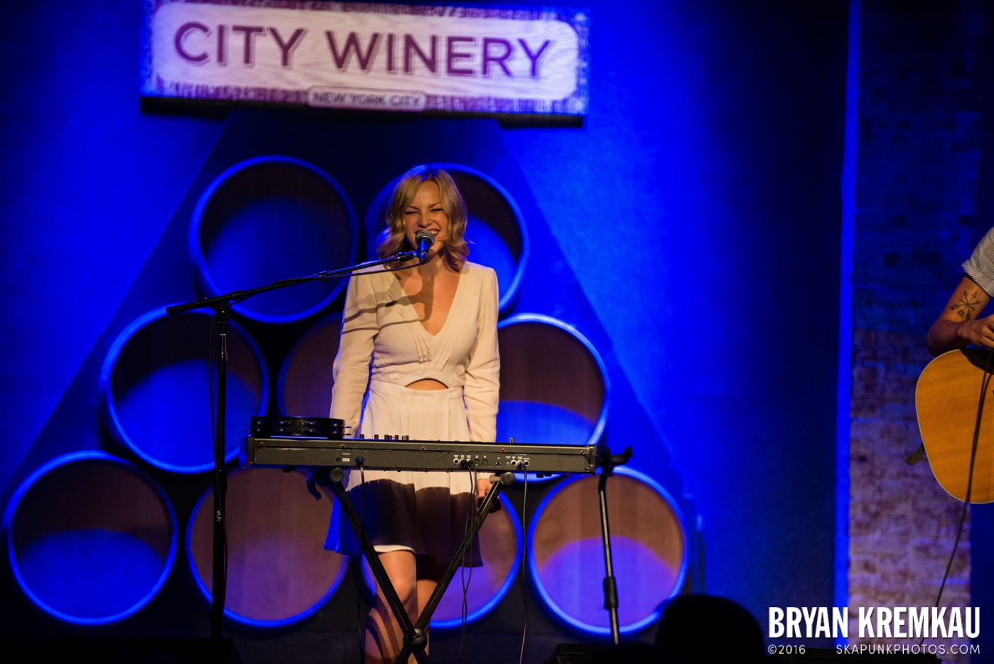 Cory Chisel and The Wandering Sons @ City Winery, NYC - 6.26.13 (19)
