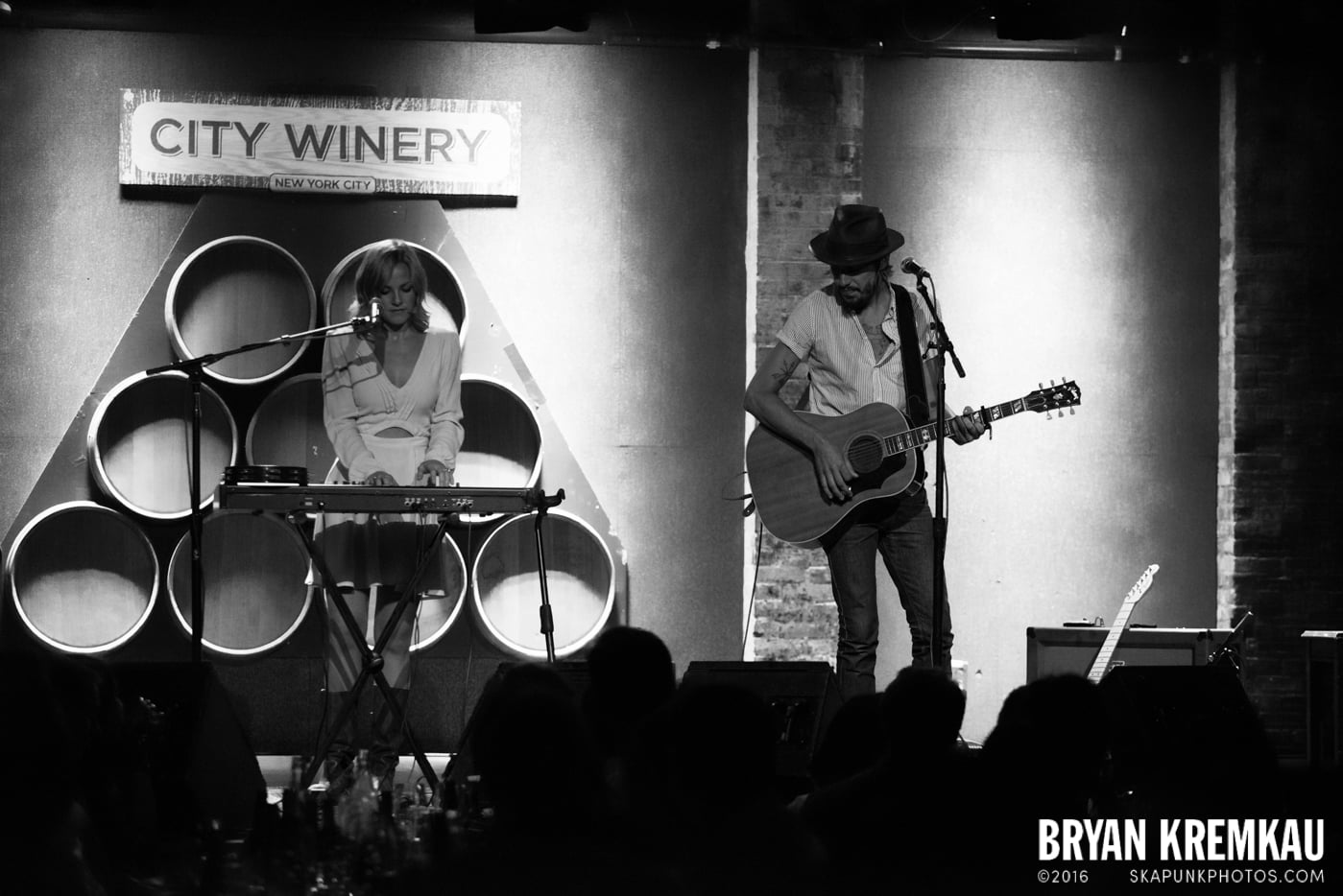 Cory Chisel and The Wandering Sons @ City Winery, NYC - 6.26.13 (16)