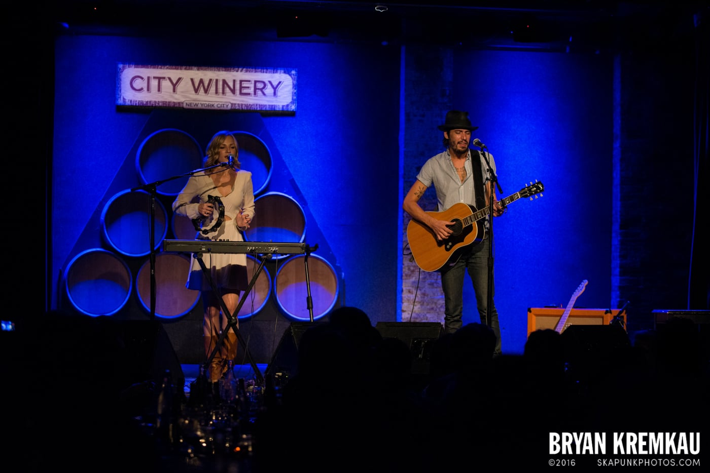 Cory Chisel and The Wandering Sons @ City Winery, NYC - 6.26.13 (12)