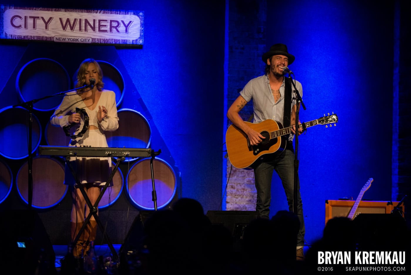 Cory Chisel and The Wandering Sons @ City Winery, NYC - 6.26.13 (11)