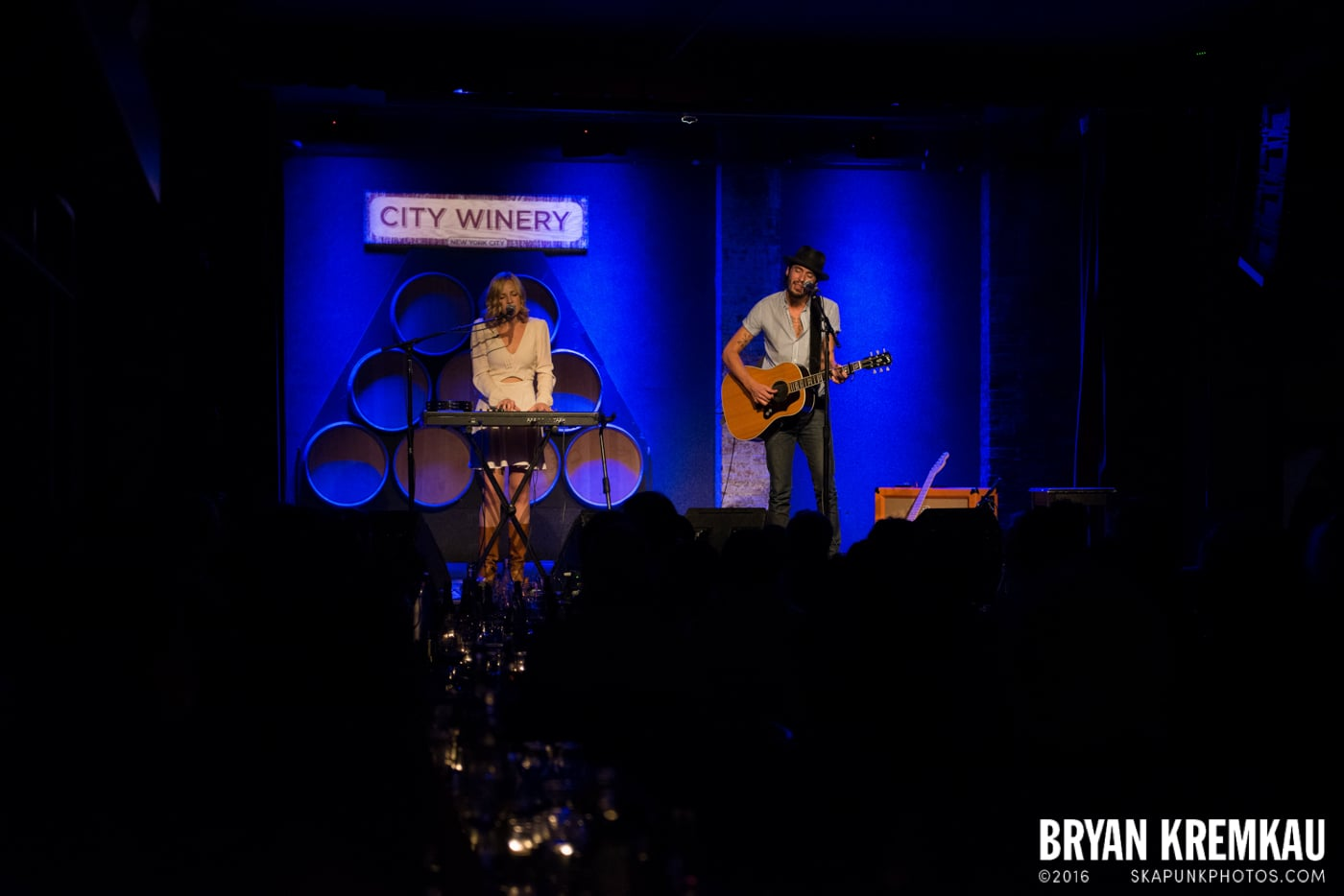 Cory Chisel and The Wandering Sons @ City Winery, NYC - 6.26.13 (9)