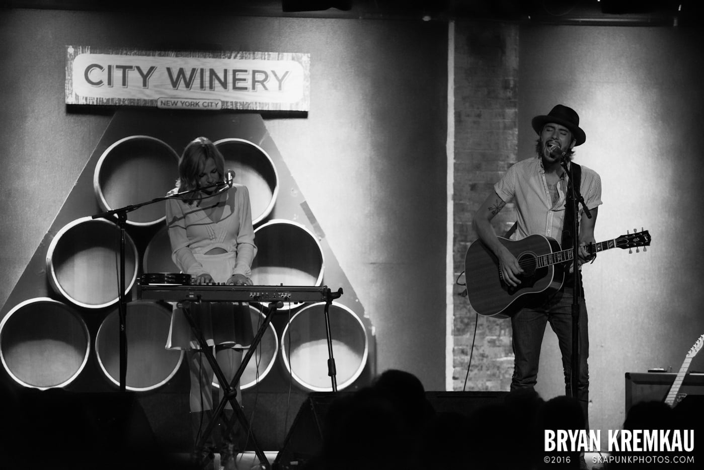 Cory Chisel and The Wandering Sons @ City Winery, NYC - 6.26.13 (6)