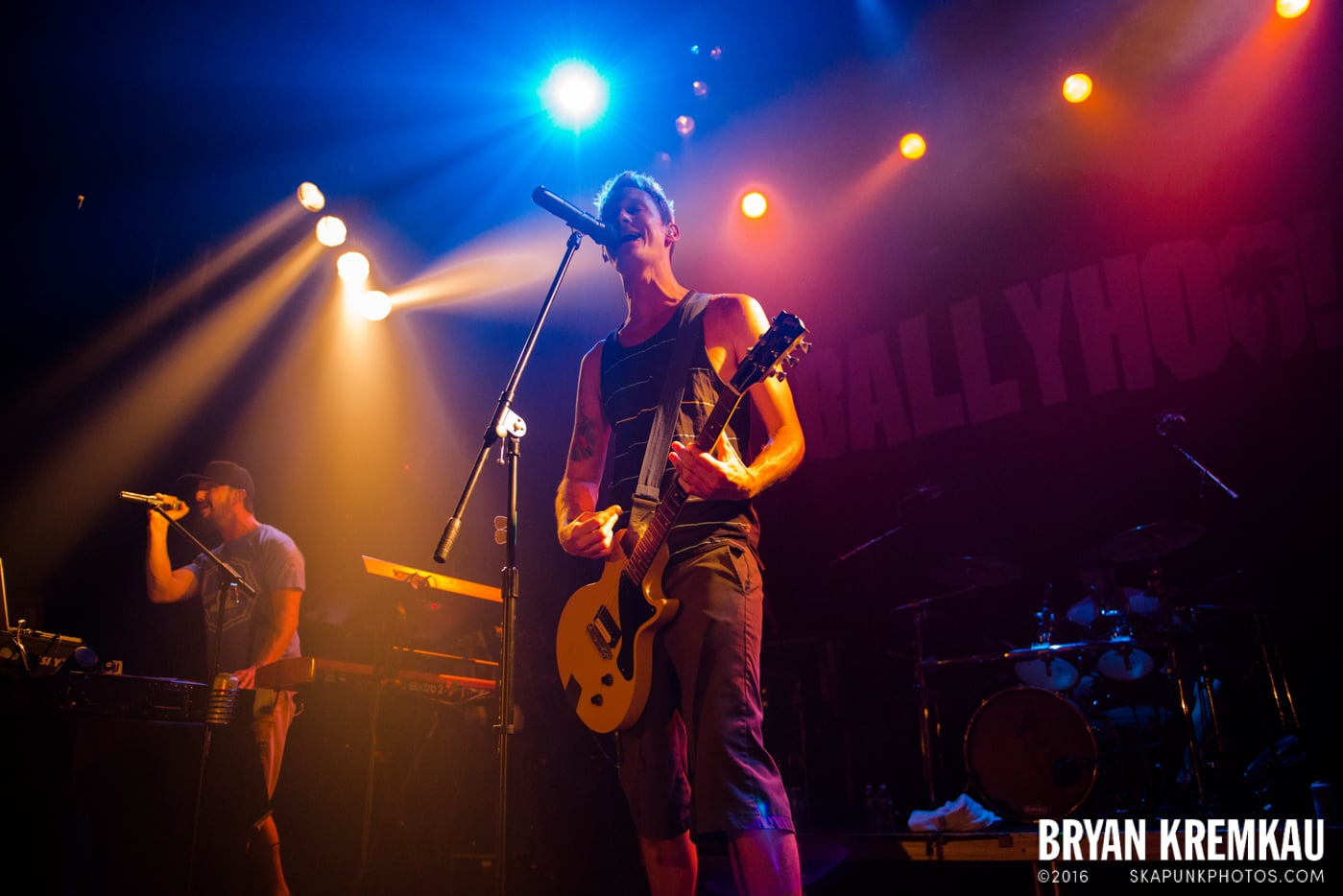 Ballyhoo! @ Gramercy Theatre, NYC - 6.27.13 (46)